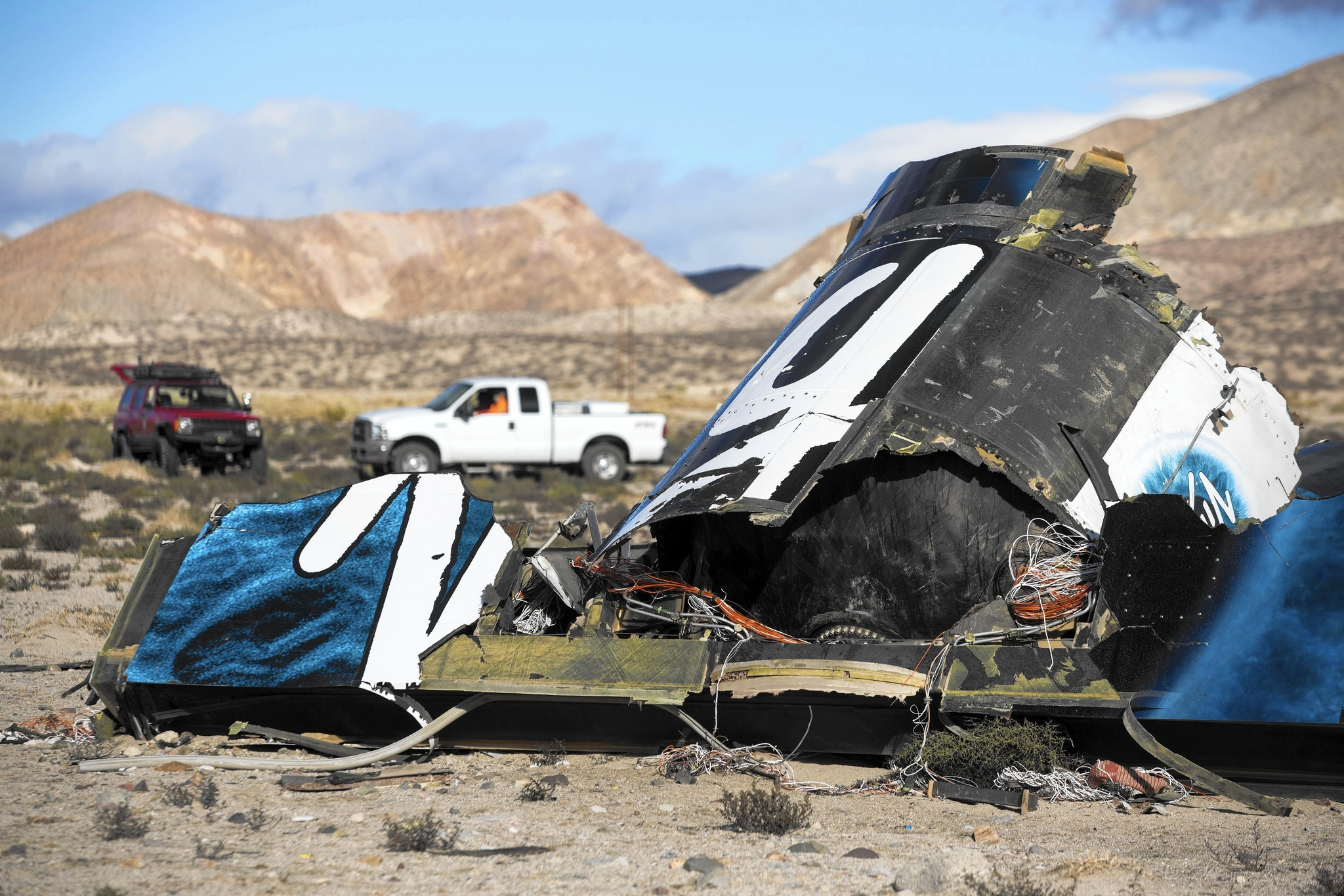 spacecraft crash - photo #1
