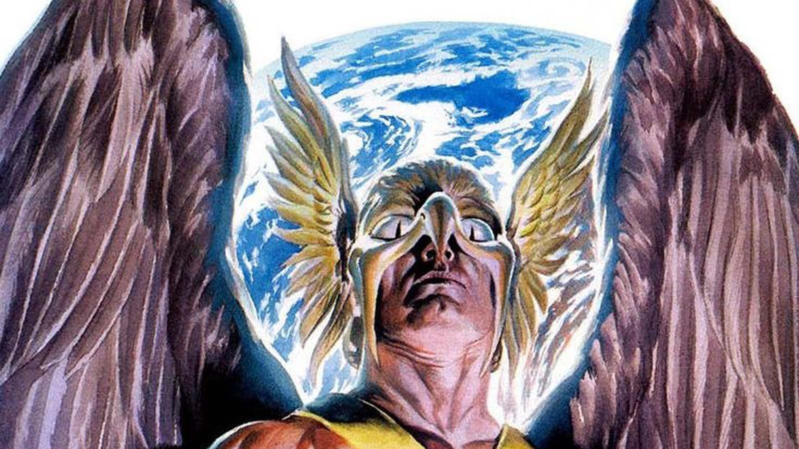 Alex Ross Hawkman Hawkman cast in...