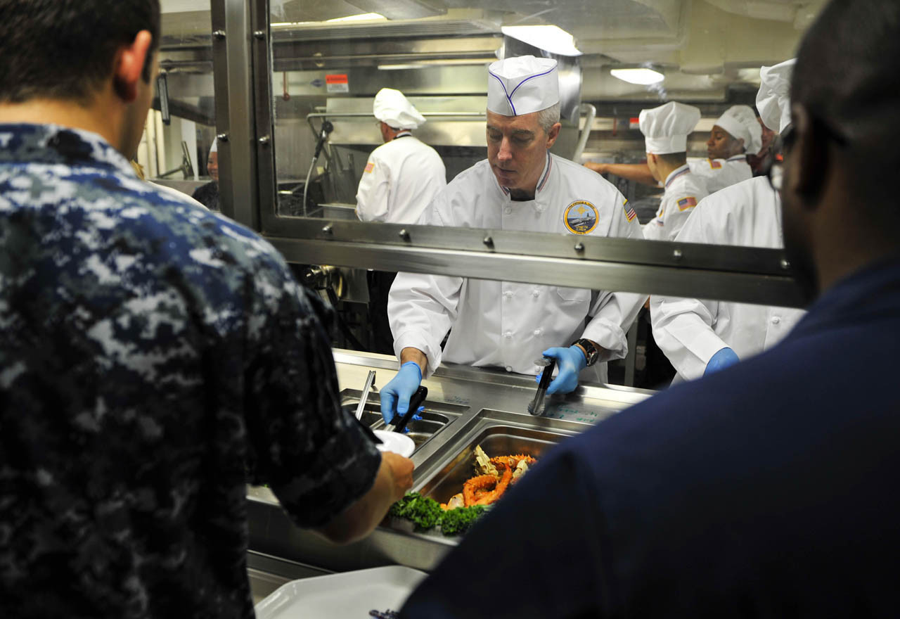 Sailors Begin To Move Aboard Gerald R Ford Aircraft