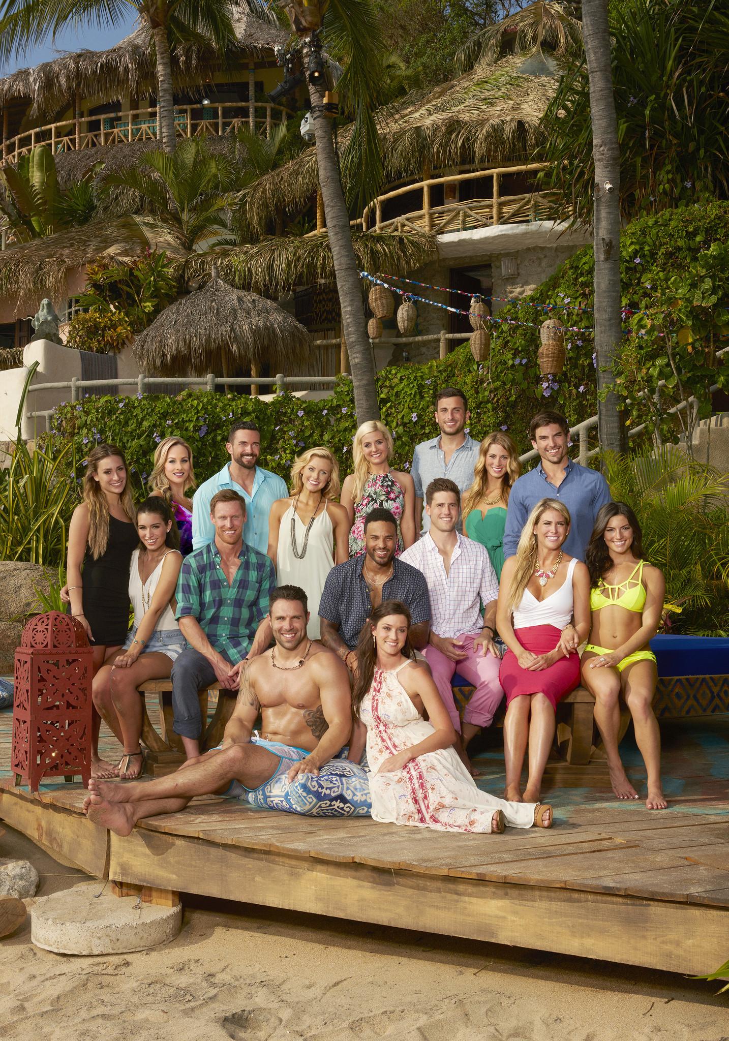 Bachelor in Paradise' recap: Meet the contestants