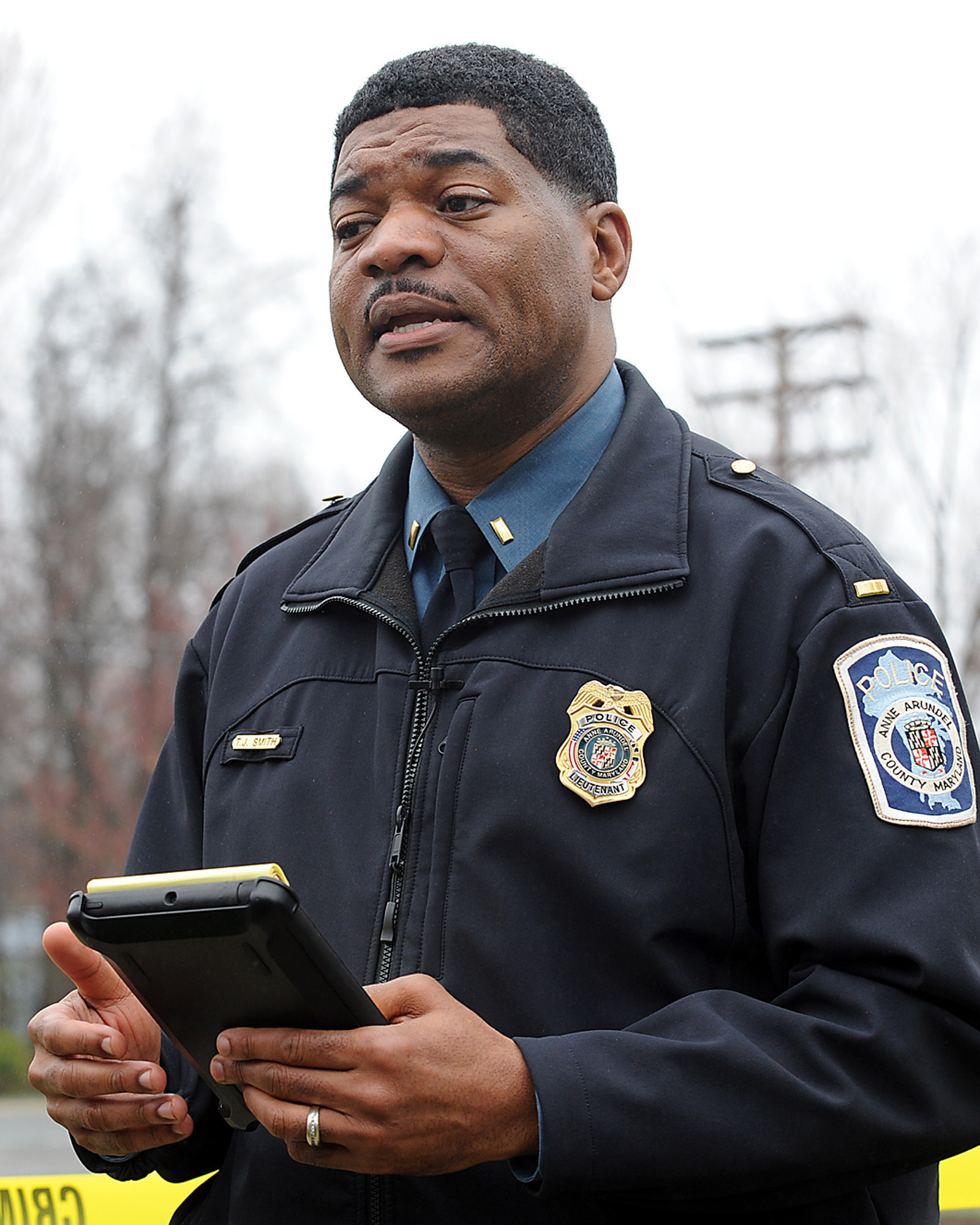 Anne Arundel Police Spokesman Tapped For Position With