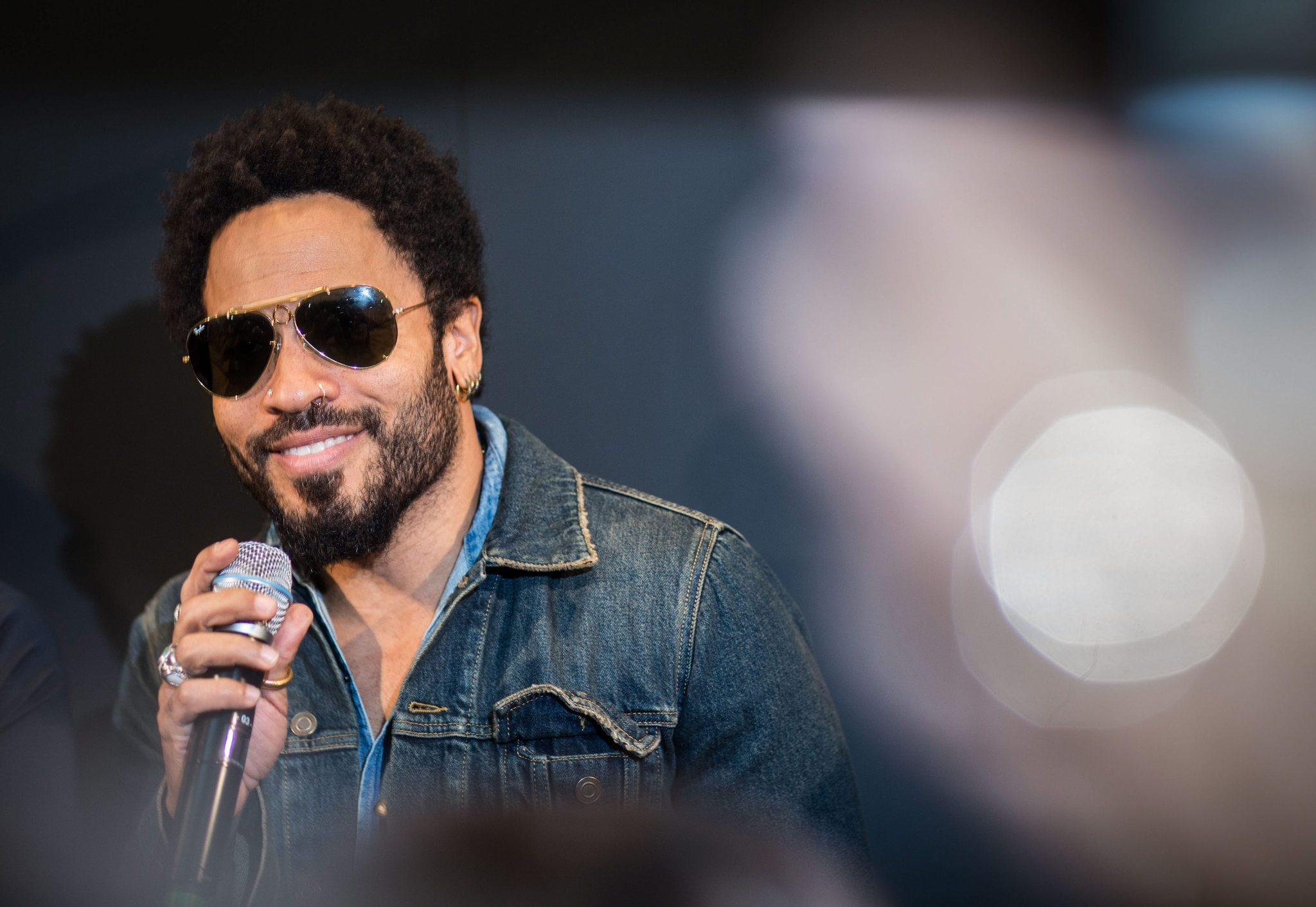 What Is Leather Made Of >> Lenny Kravitz's #penisgate moment takes the wardrobe-malfunction crown - LA Times