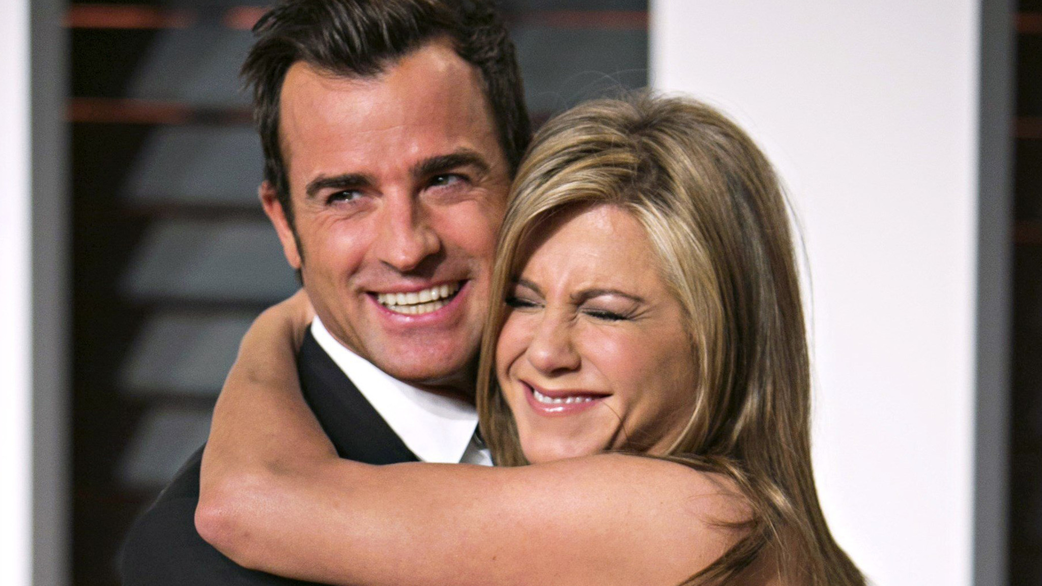 Jennifer Aniston And Justin Theroux Pull Off A Surprise