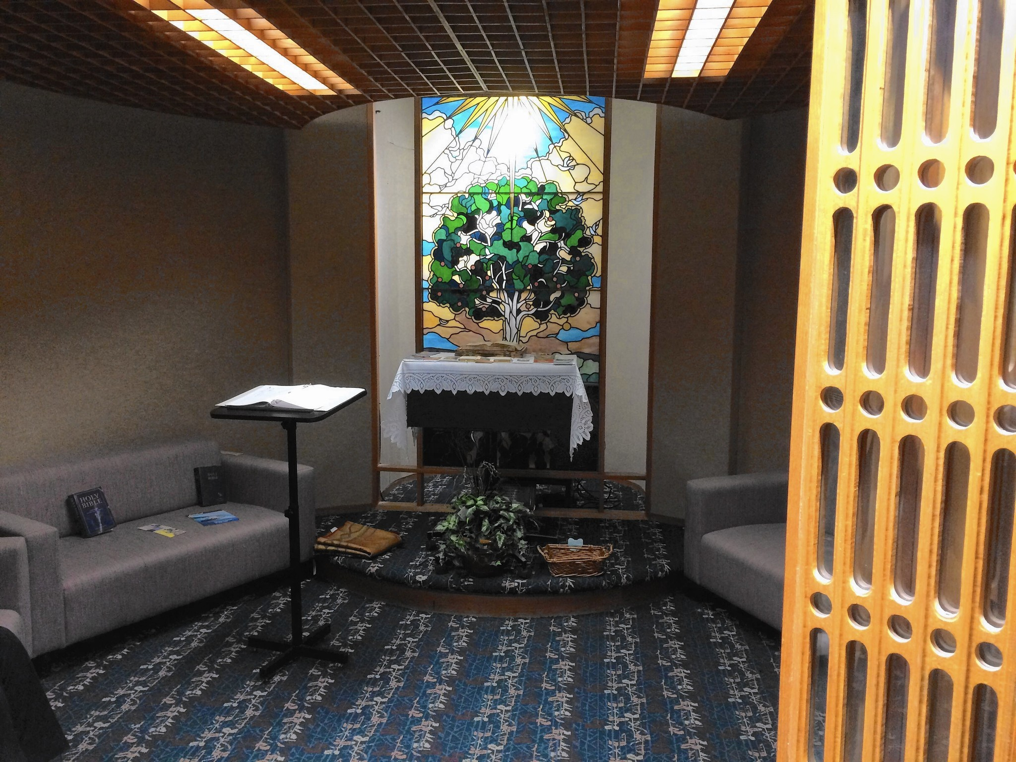 Orlando International Opening Reflection Room For Muslim