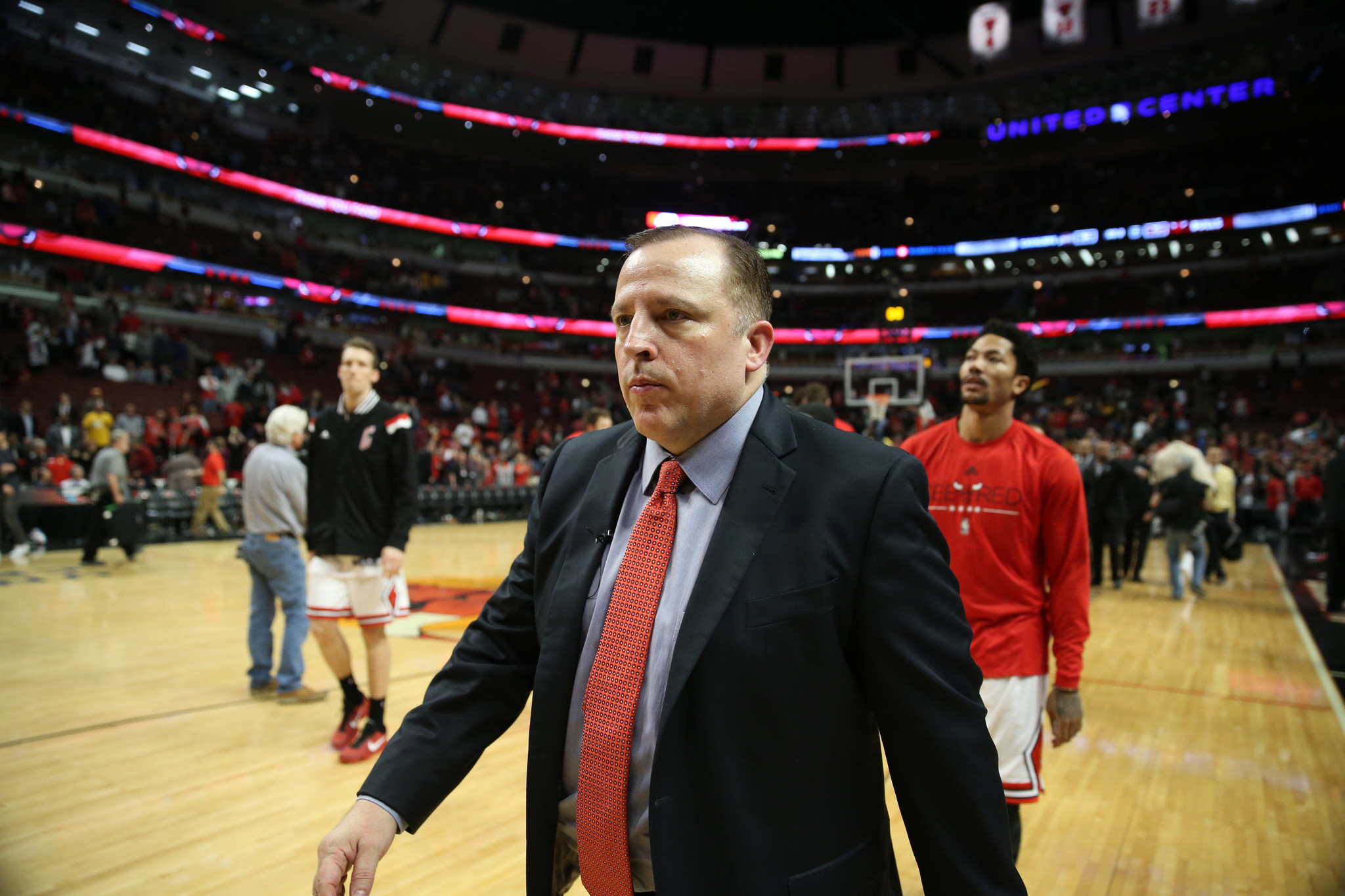Tom Thibodeau has no regrets about 5-year run with Bulls - Chicago ... 253e2072e