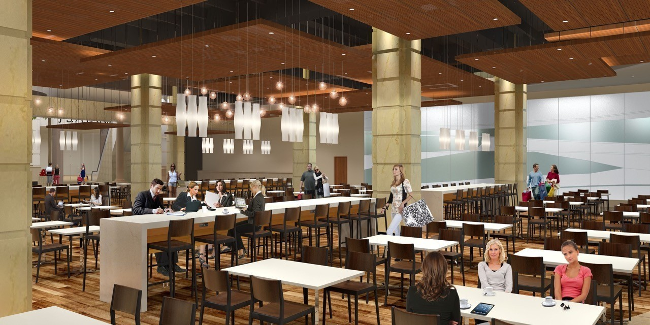 Galleria Mall In Fort Lauderdale Sets Nov 1 Opening For Food Court