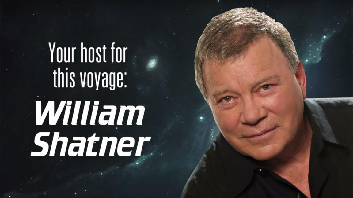 William Shatner To Headline Star Trek Cruise Orlando