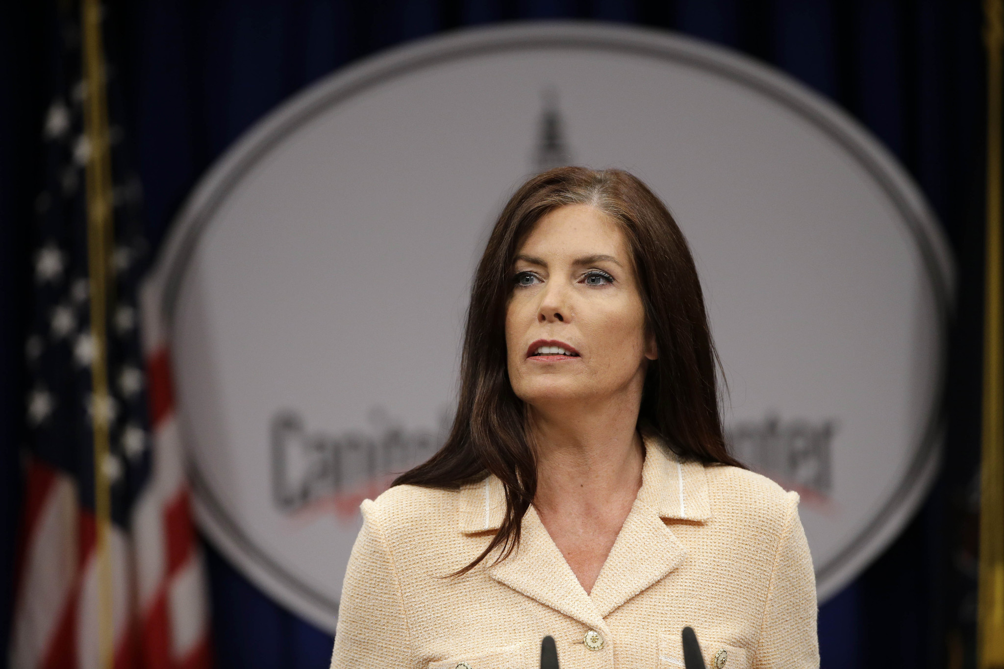 Kathleen Kane maintains innocence, points to her exposure of