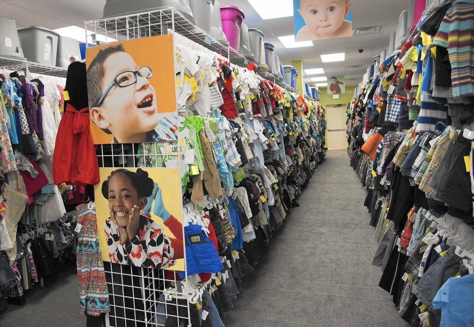 14724b372 Once Upon a Child grows in Gambrills: Resale shop nearly tripled its ...