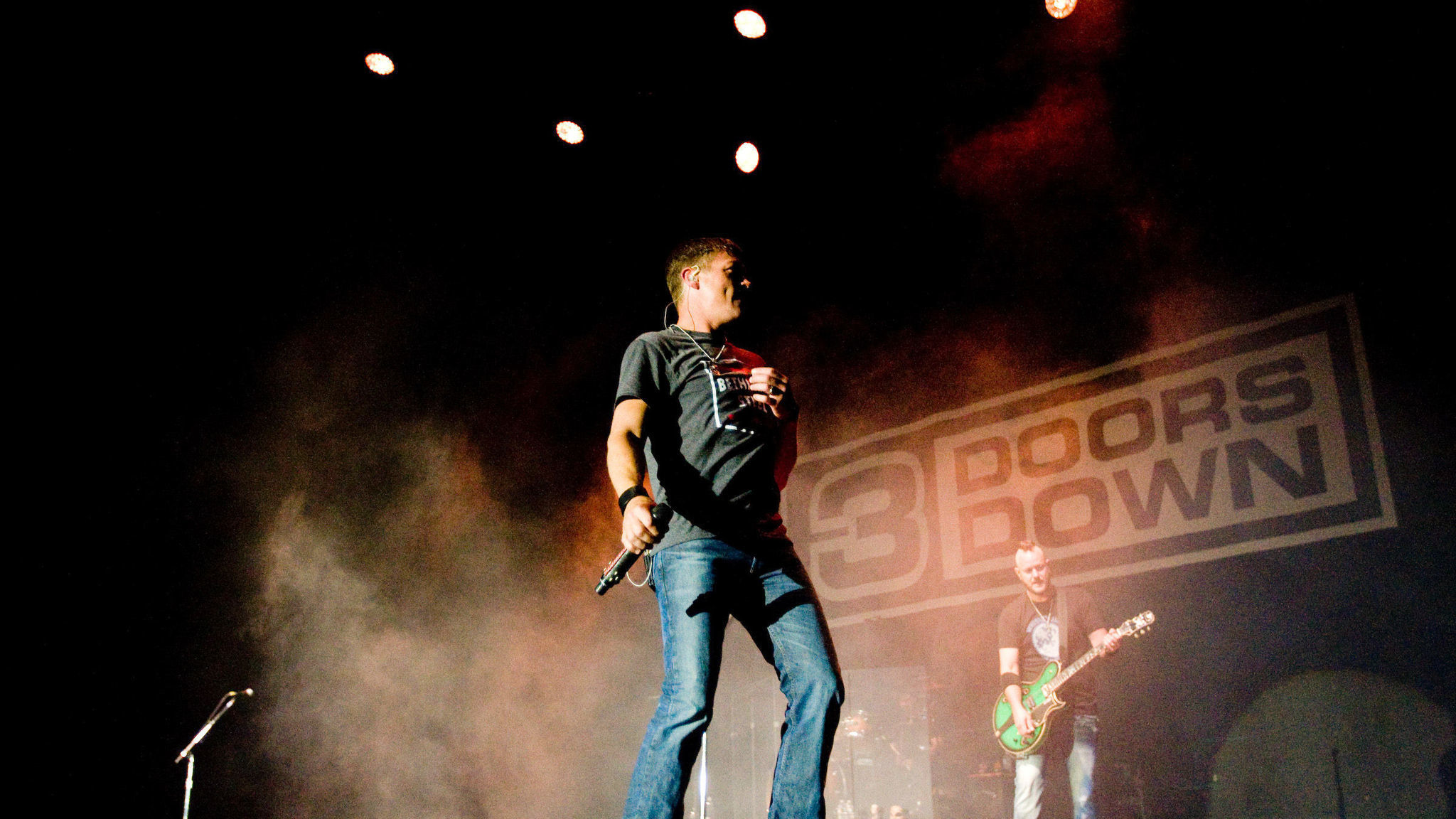 REVIEW: 3 Doors Down sounds ready to open a new door at Musikfest