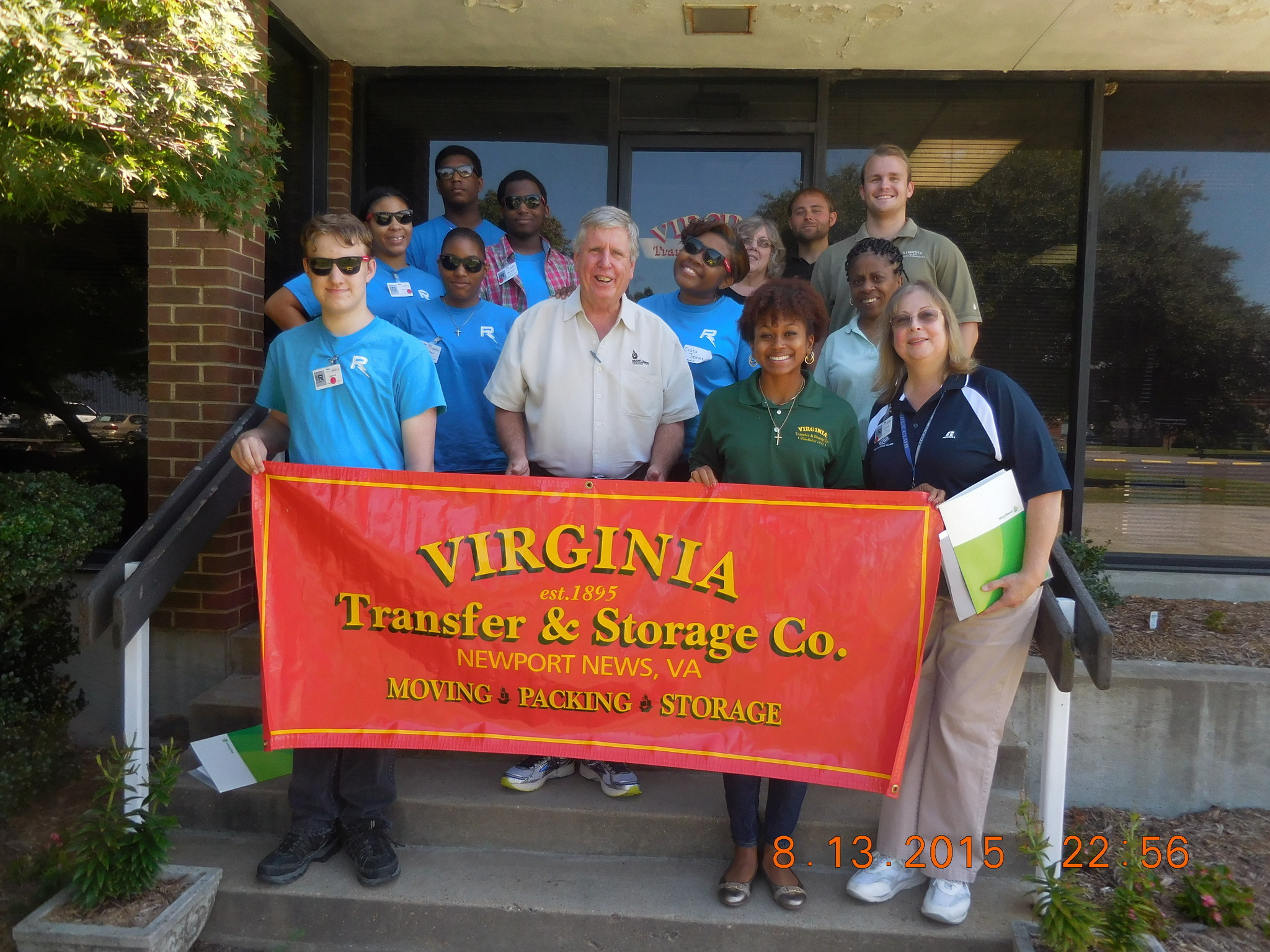 Virginia Transfer & Storage Co. Partners with the Boys ...