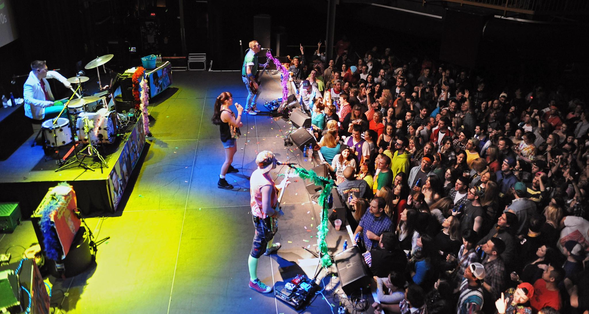 AEG Live acquires Baltimore music venue Rams Head Live Baltimore Sun