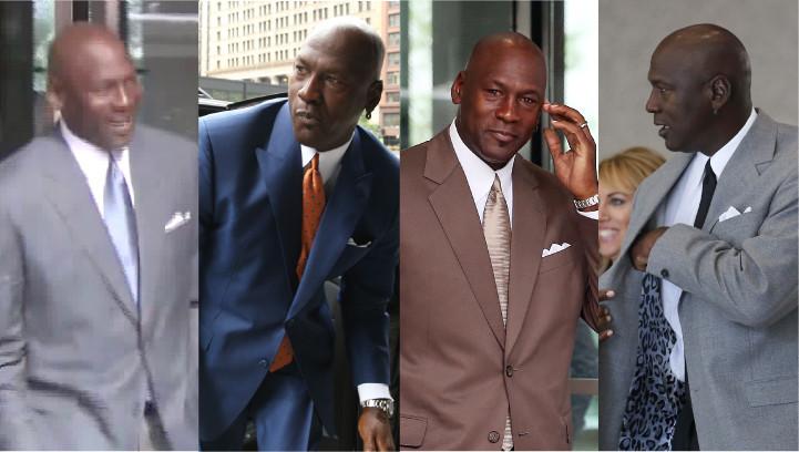 749246dc1c7e Michael Jordan  A look at the legend s fashions - Chicago Tribune