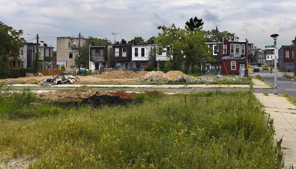 Natural Gas Stations >> City gets $200,000 to look for contamination in vacant ...