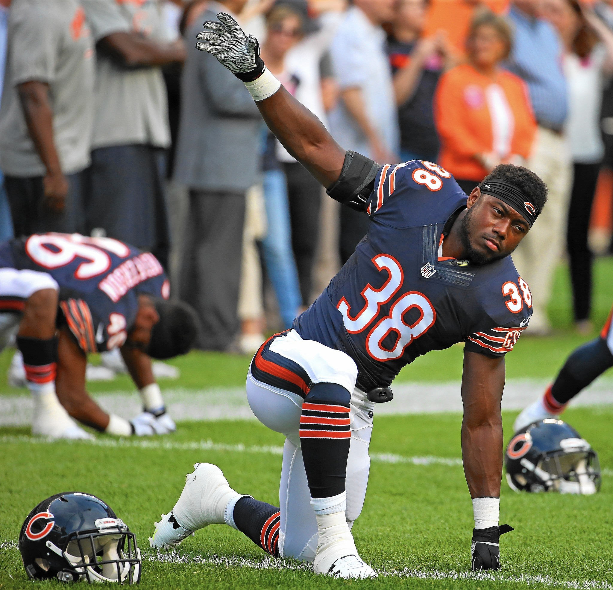 Penn State s Adrian Amos making impact in Chicago secondary - The Morning  Call fb055ccfe