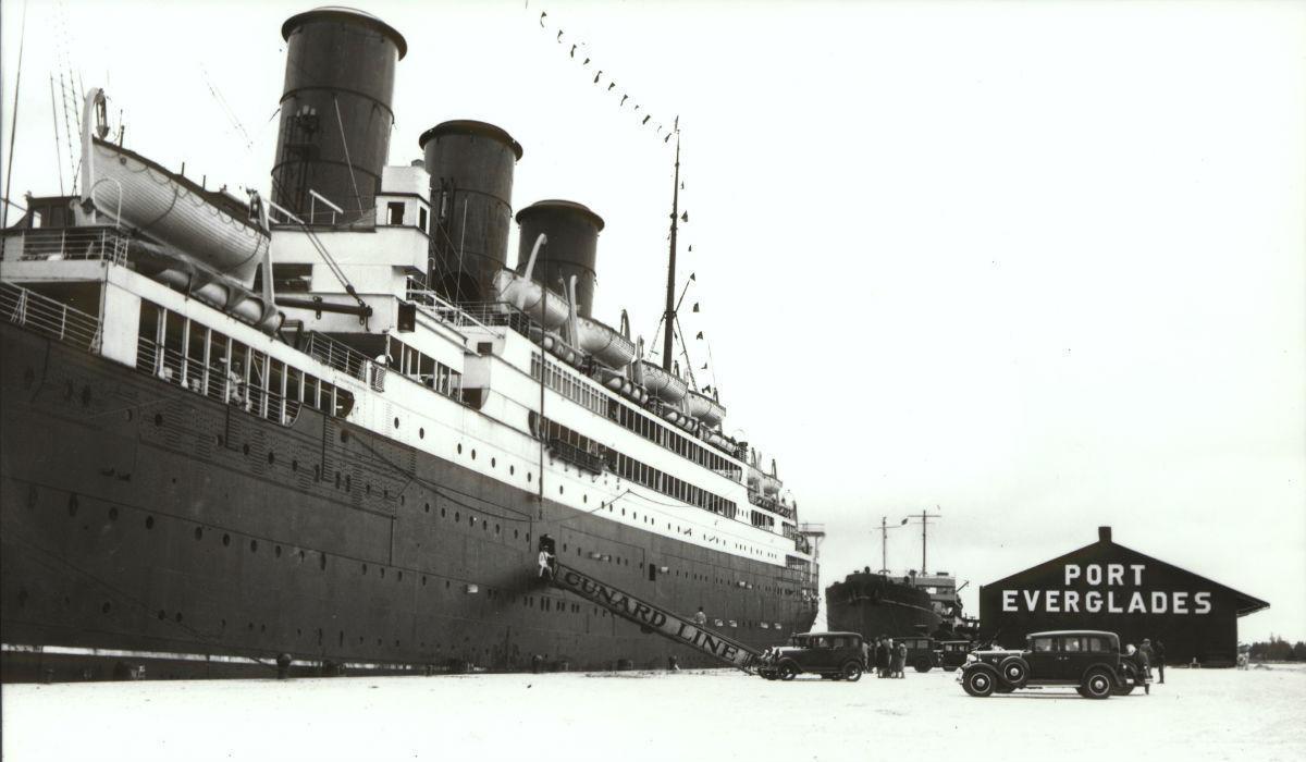 Sailing Back In History A Look At South Florida S Ports