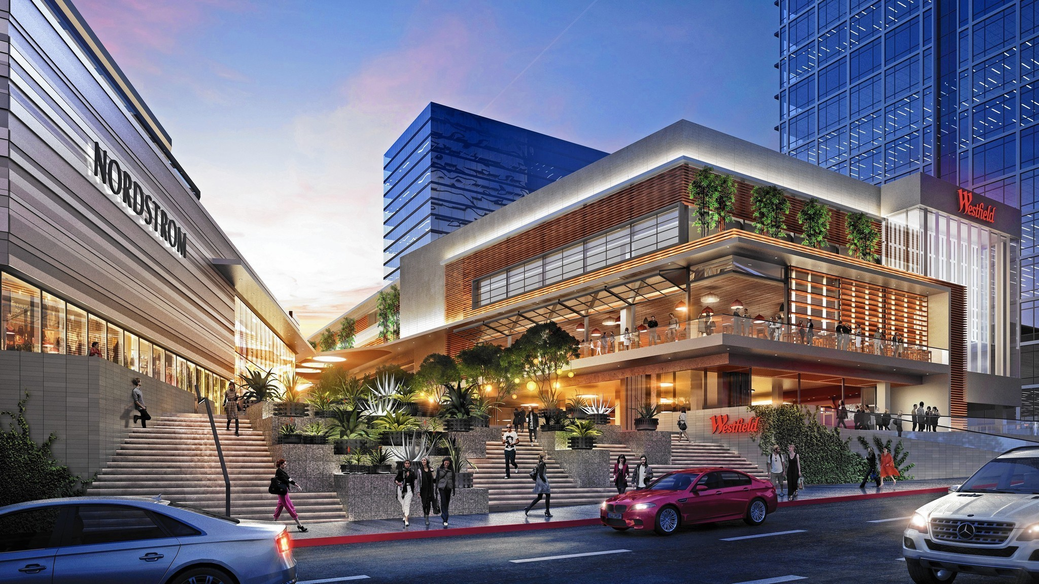 Home Design Outlet Center Ca Nordstrom And Eataly Are Helping Century City S Mall Go