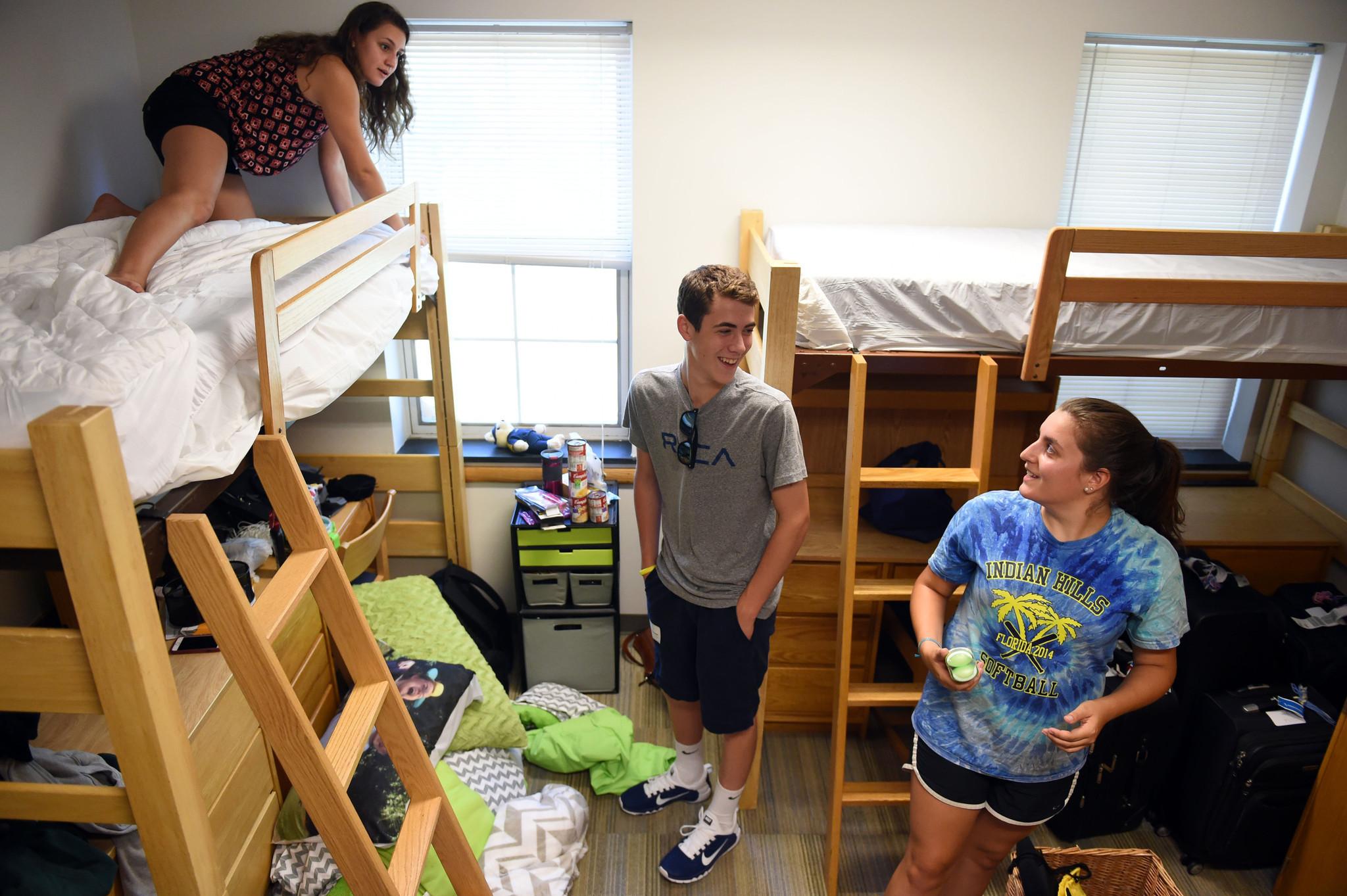 Johns Hopkins Campus Dorms
