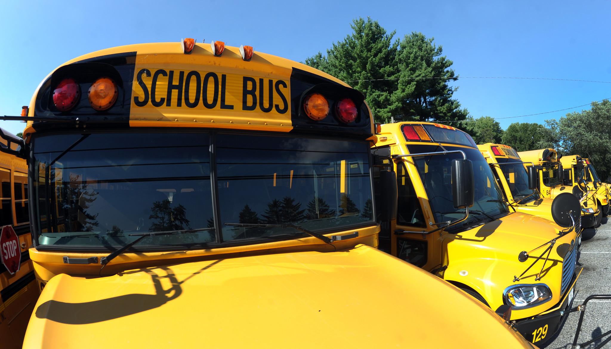 1 School Bus Route Schedule Capital Gazette