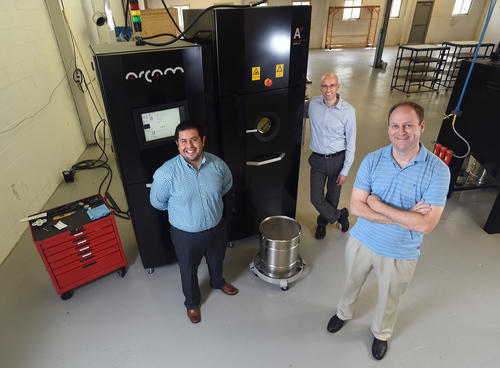 New Britain Company Brings 3-D Printing To Production ...
