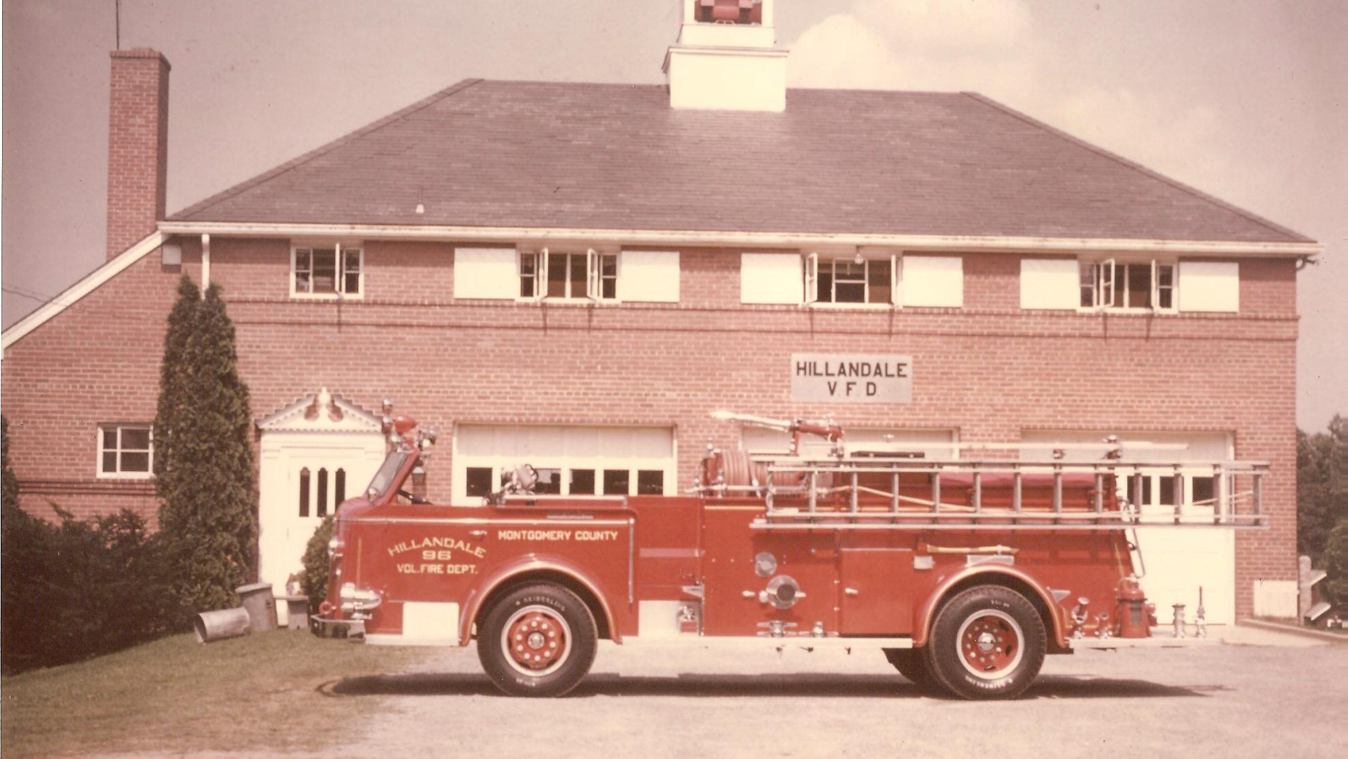 Fire Truck Leaves Laurel Learning Center After 36 Years Leader Maryland News