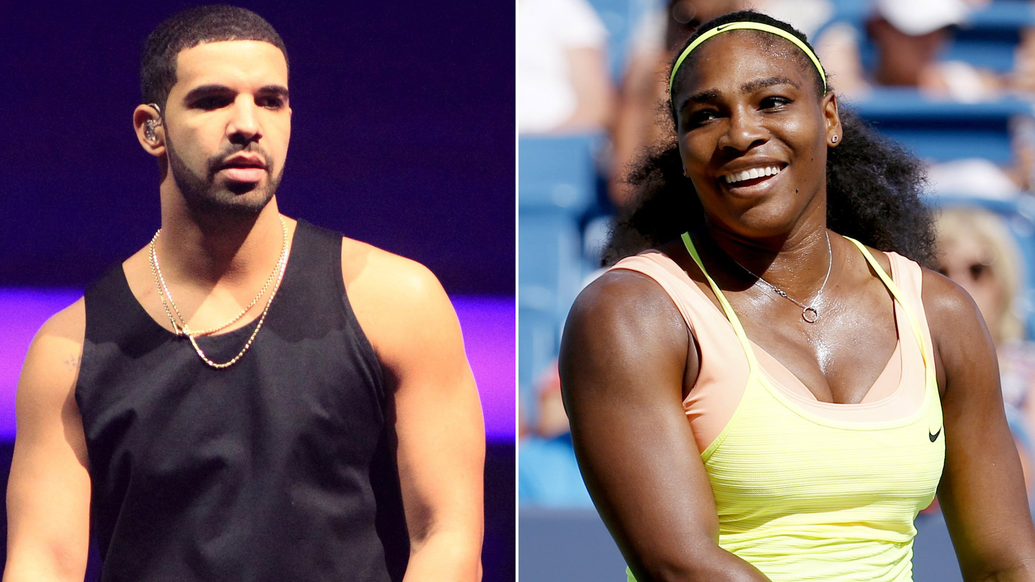 is drake and serena williams dating