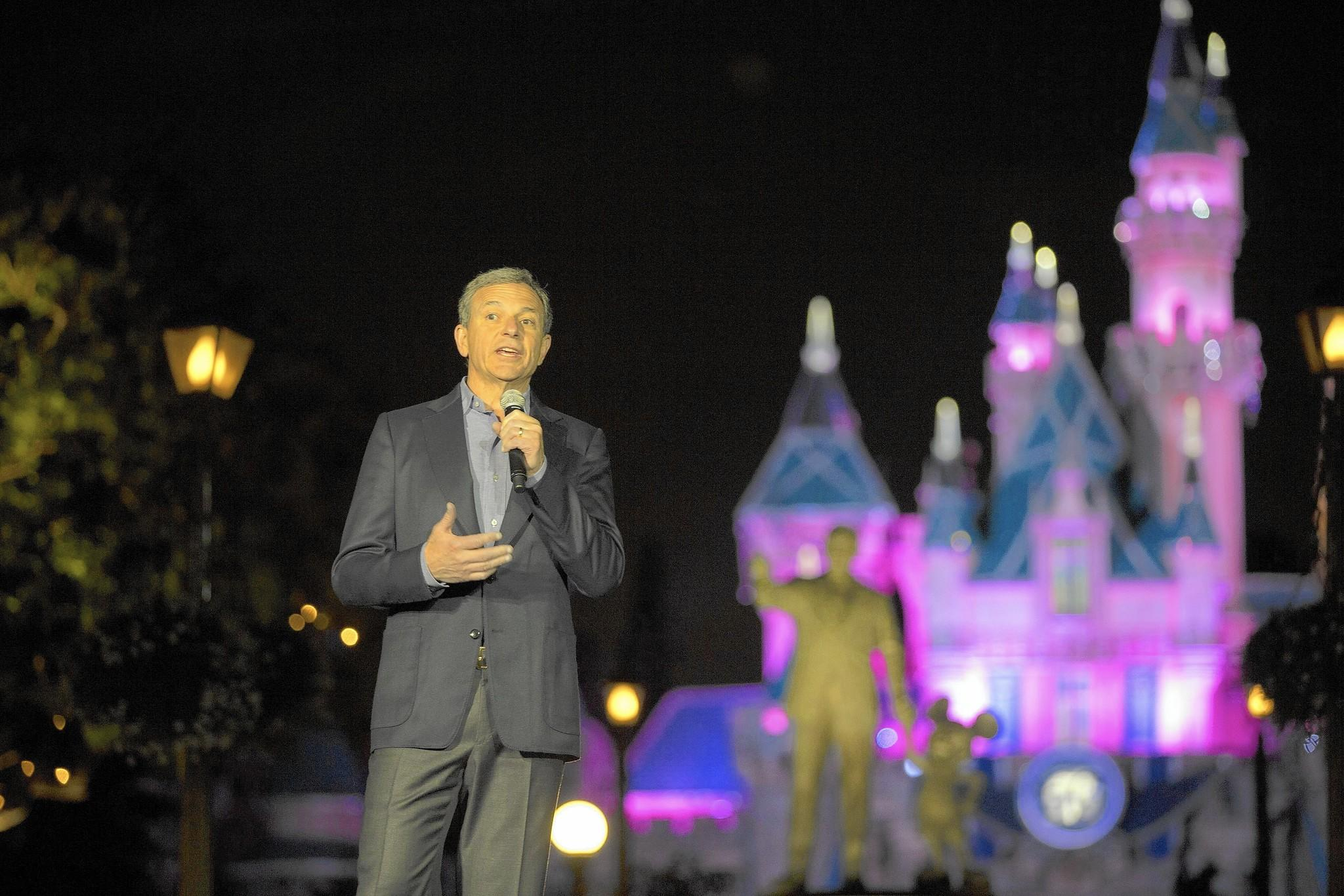 Disney Chief Executive Bob Iger
