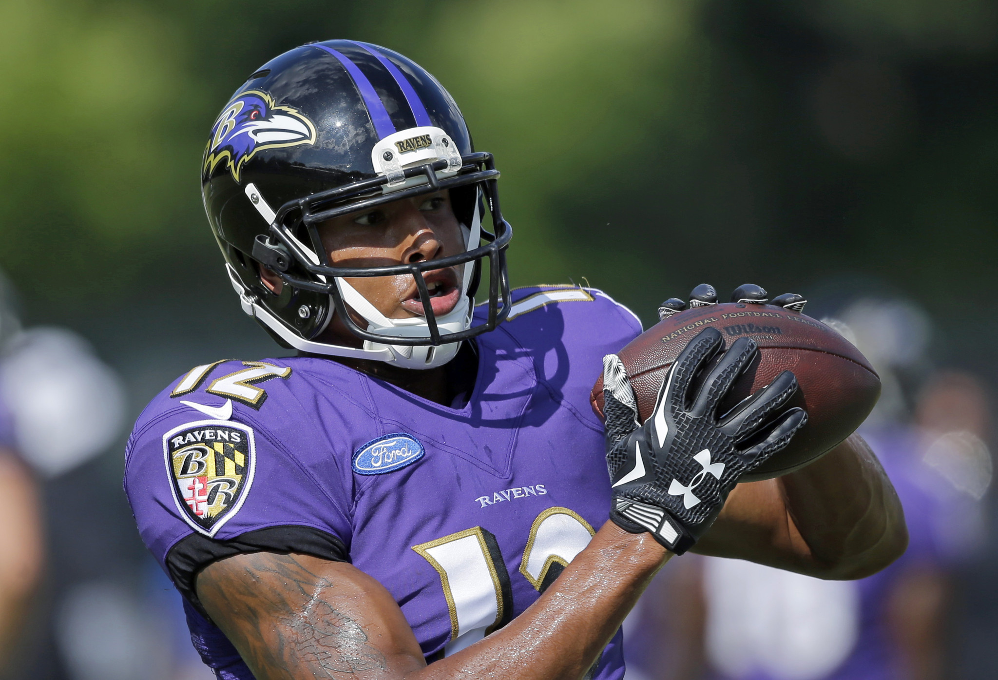 Northrop And Johnson >> The possibility of rookie wide receiver Darren Waller ...
