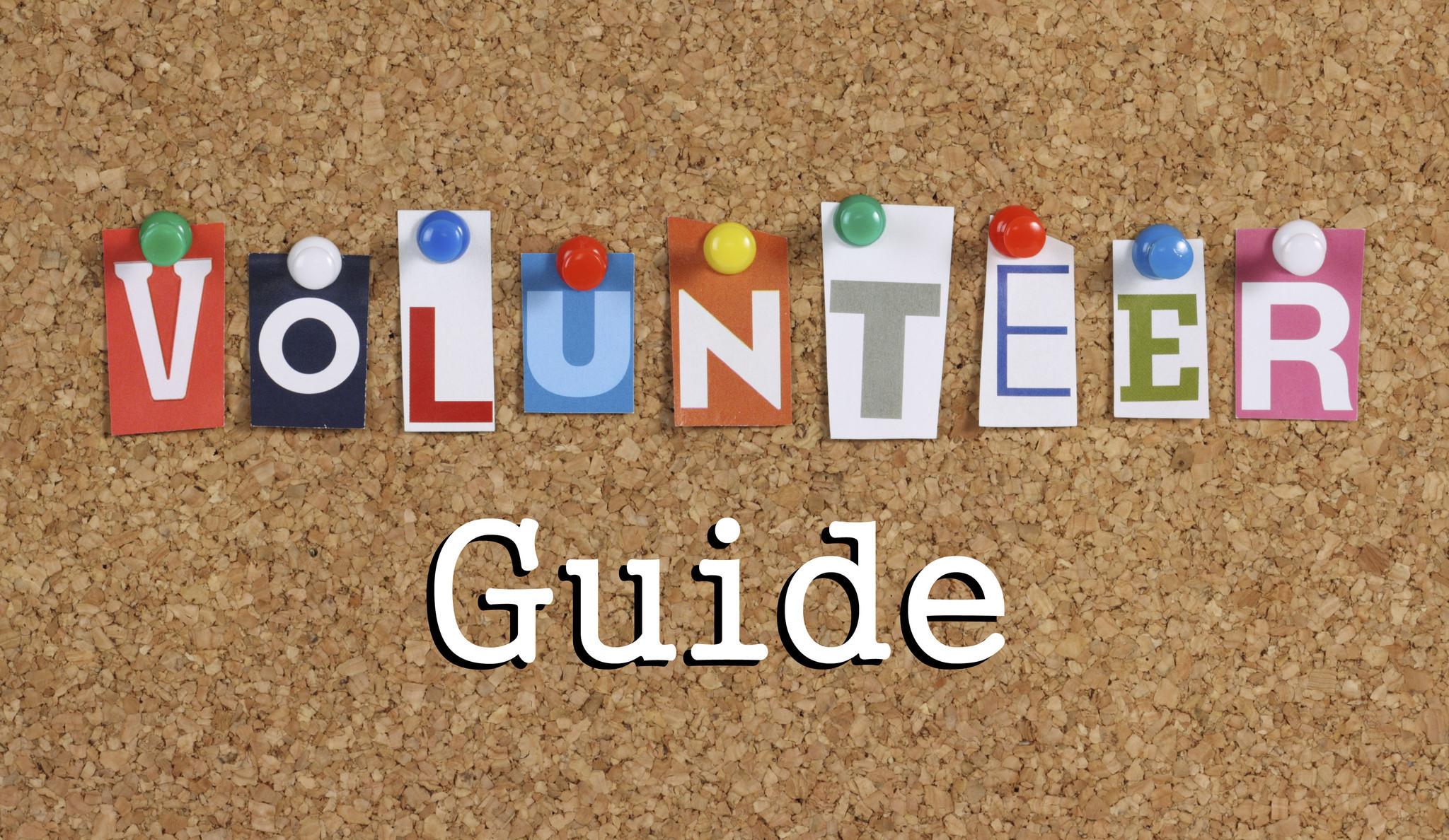 south florida volunteer guide