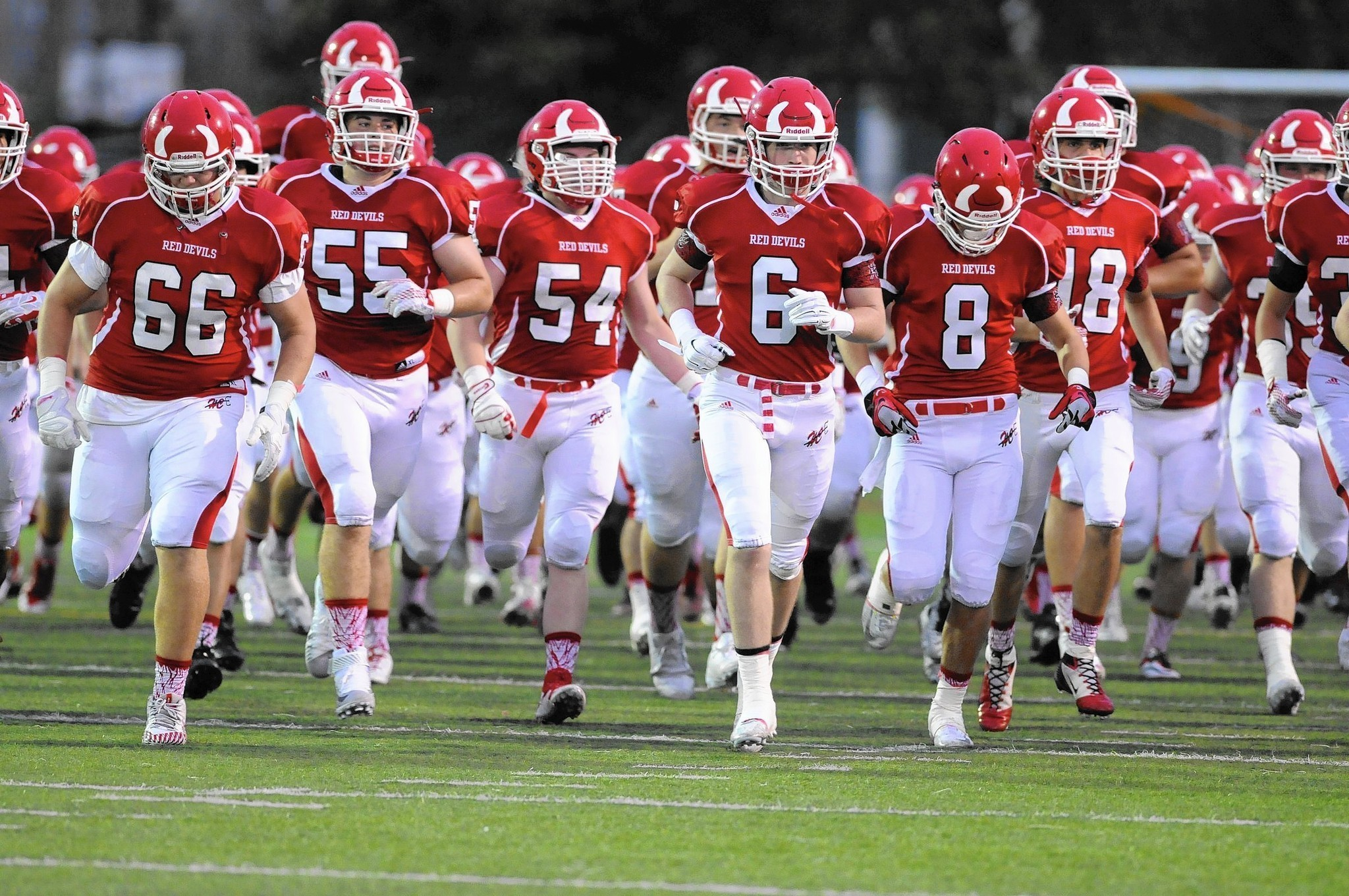 Hinsdale Central Finds Two Quarterbacks Better Than One In Win Over