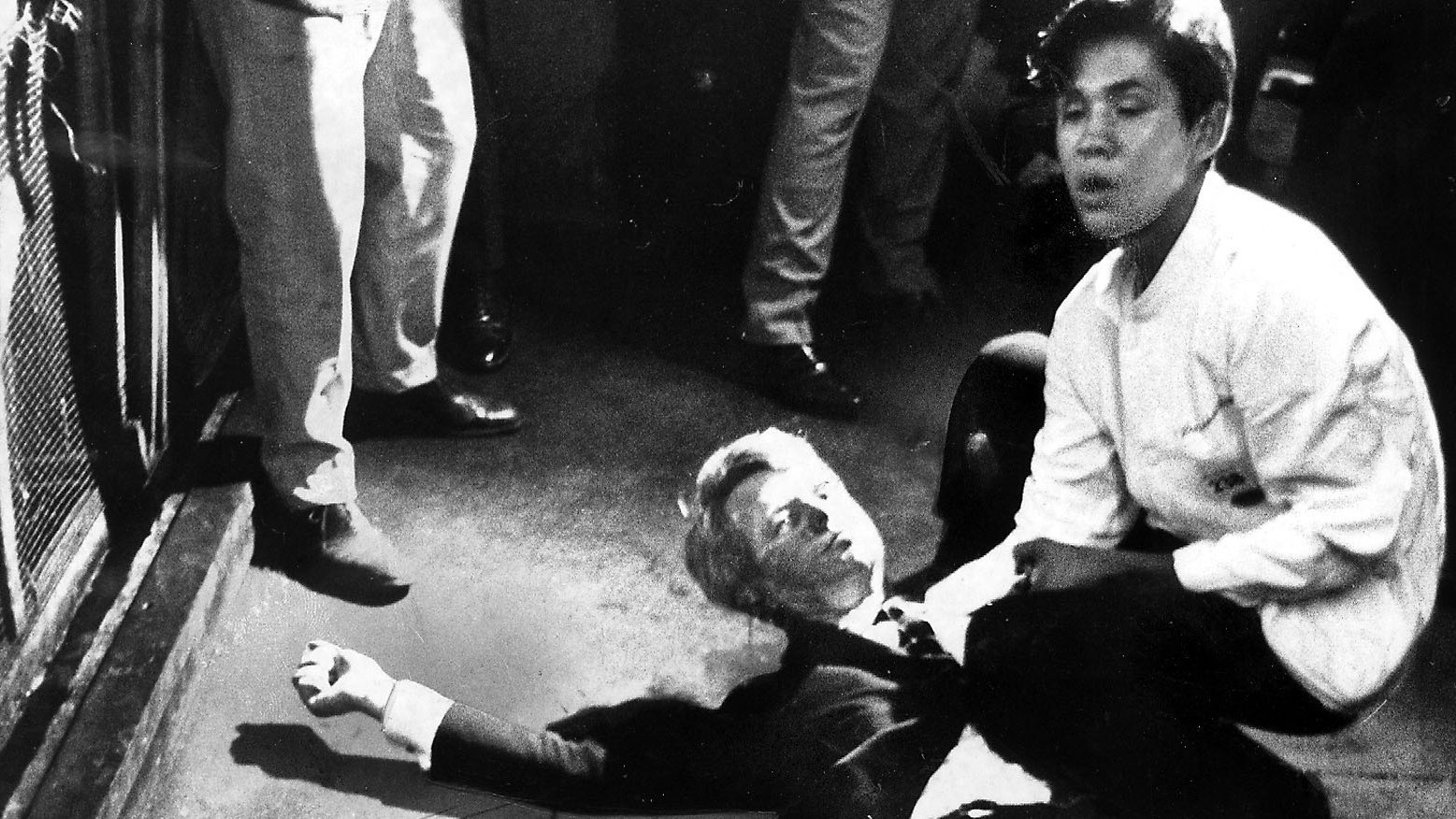 Quote Of The Day From The Los Angeles Times: Ex-Busboy Will Never Forget Bobby Kennedy