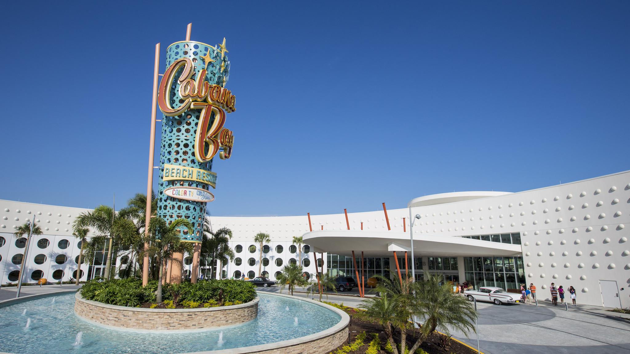 Universal Orlando Adding 400 Rooms To Cabana Bay Hotel Sentinel