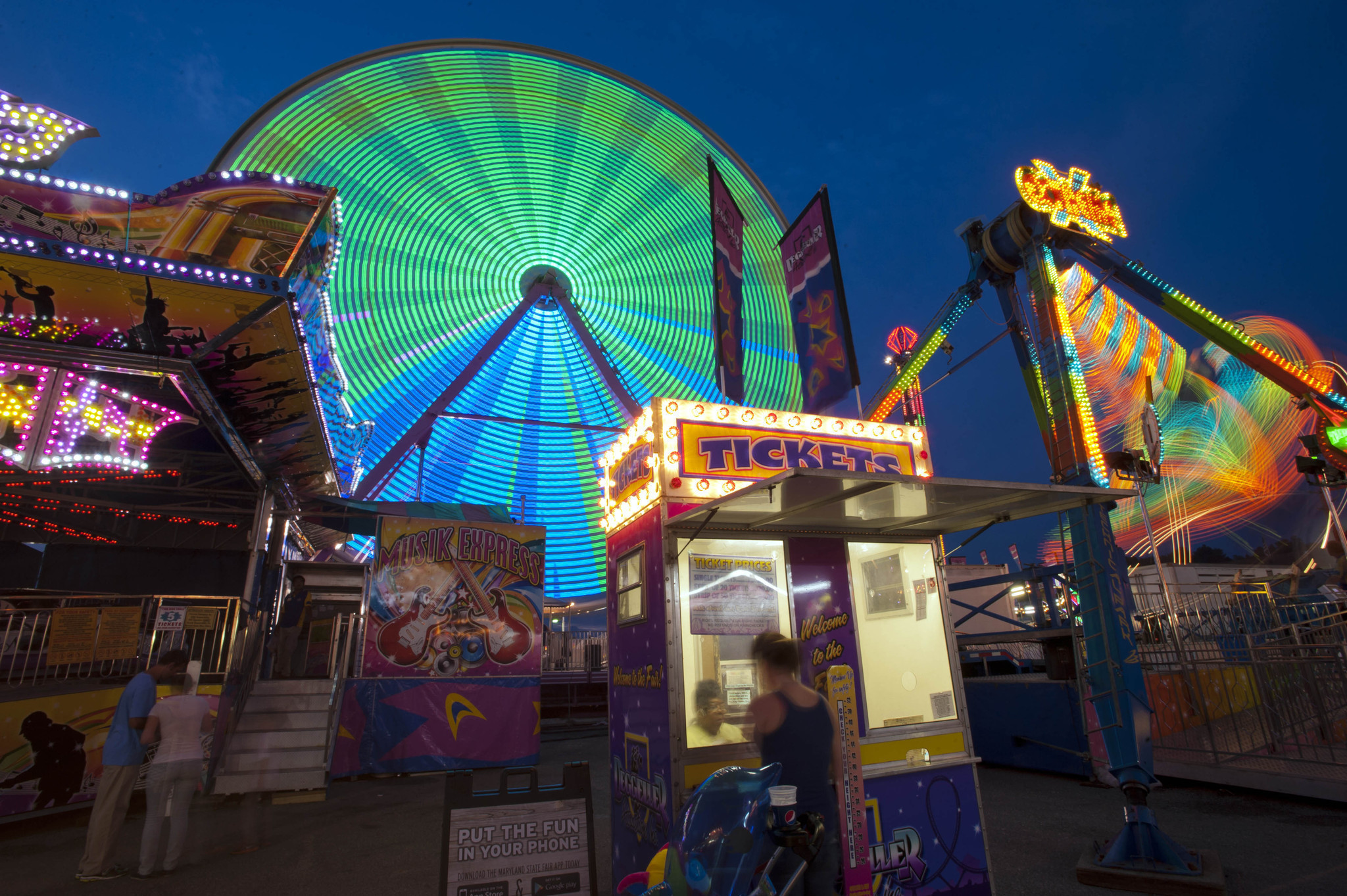 State Fair ride operator dead of possible overdose, police ...