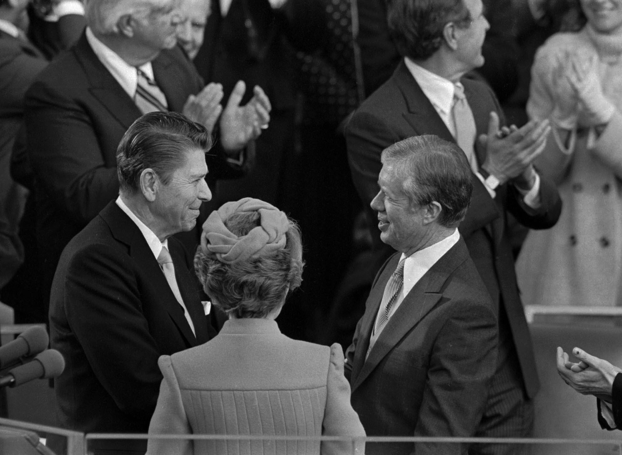 1980 Reagan vs. Carter