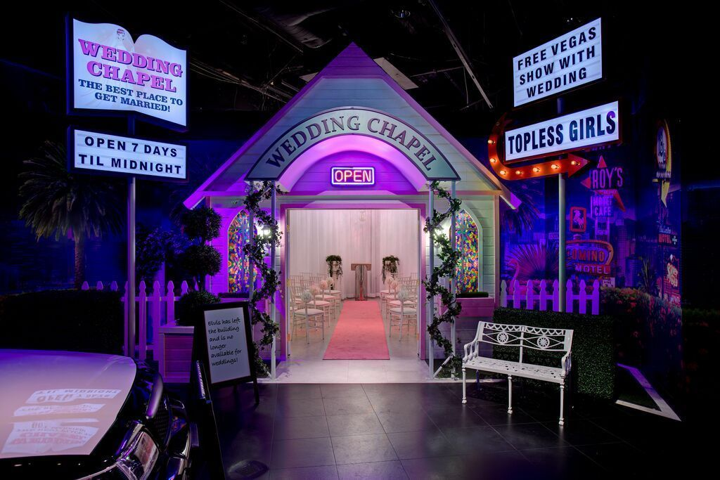 For 5 500 You Can Have A Vegas Hangover Wedding With