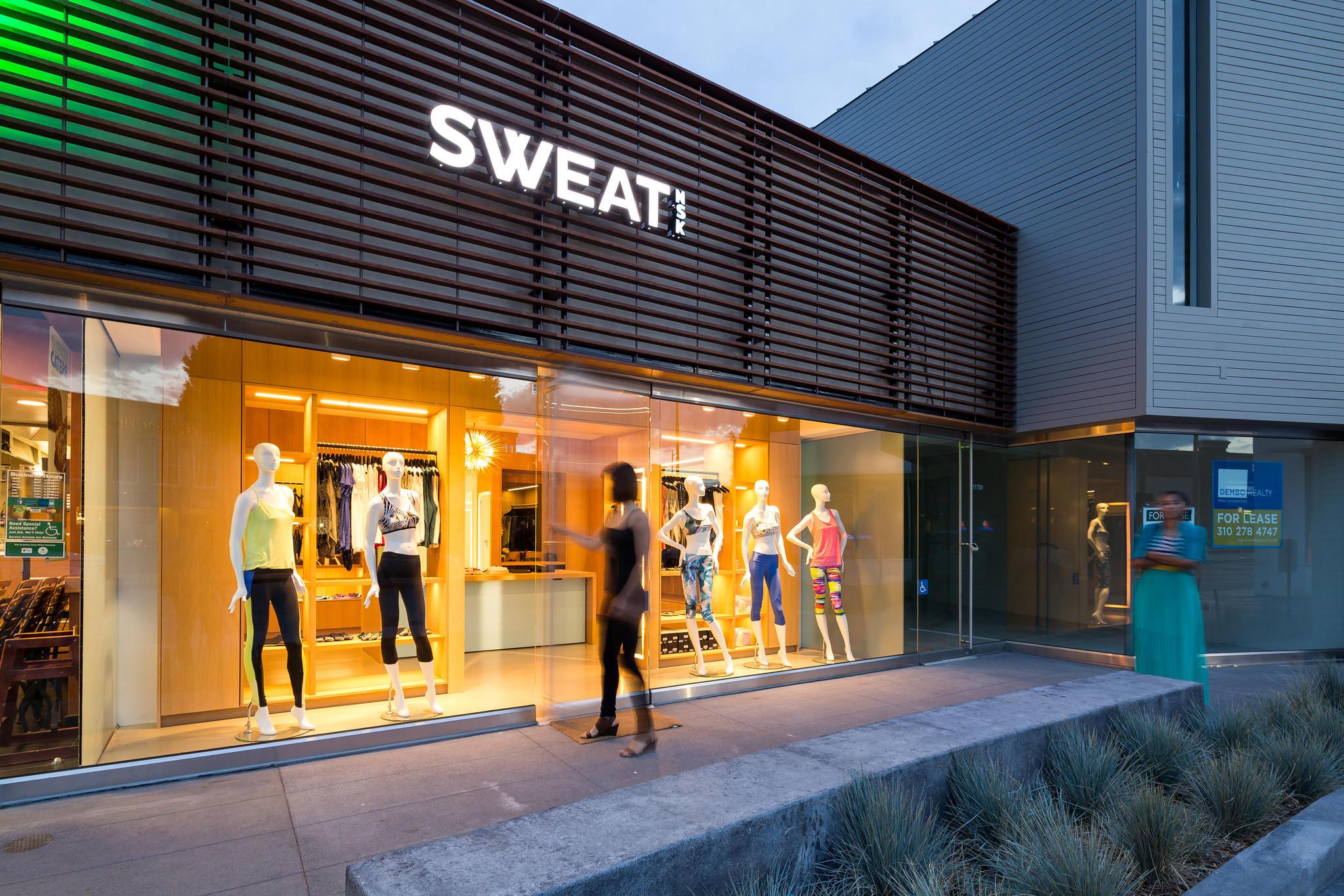 Sweat NSK