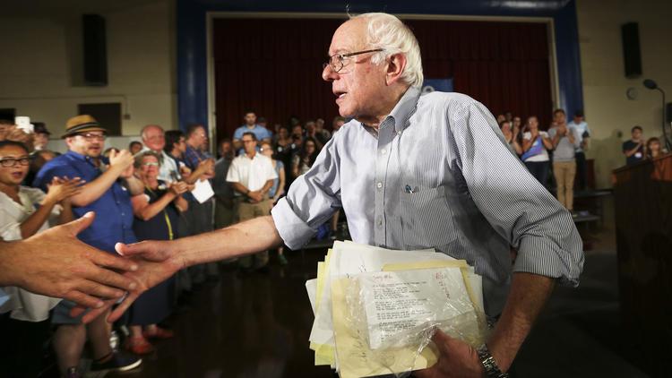 (Cheryl Senter / Associated Press)