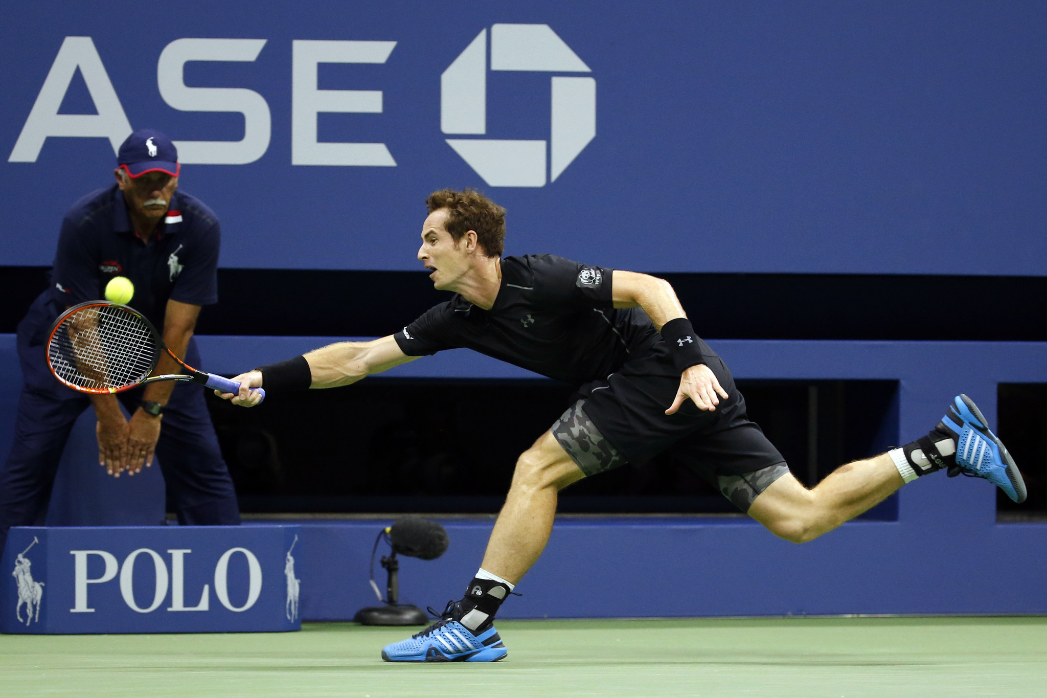 Pokes Murray's Sun Under Armour Andy Shoes Adidas Over Baltimore hQdCstrx