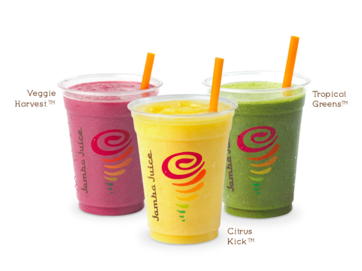 Save $$$ at Jamba Juice with coupons and deals like: $3 Off when you join Jamba Insider Rewards ~ Free Smoothie on Your Birthday for Jamba Insiders ~ $3 Off for Every 35 Jamba Insider Reward Points Earned ~ Free $5 Bonus Card When You Buy $25+ Gift Cards ~ and more >>>.