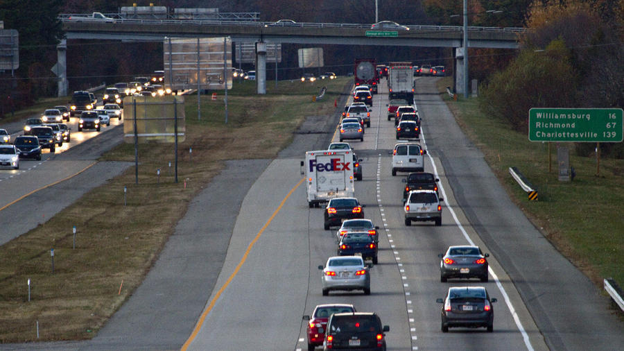 I-64 widening project set to begin - Daily Press