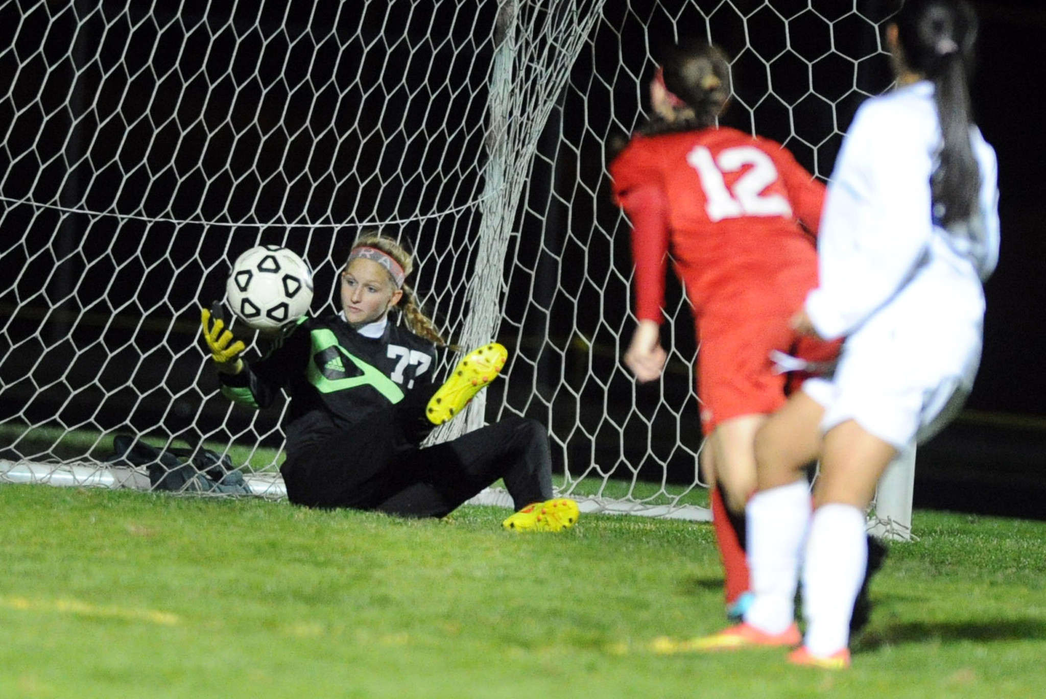 Centennial girls soccer earns its first win in season ...