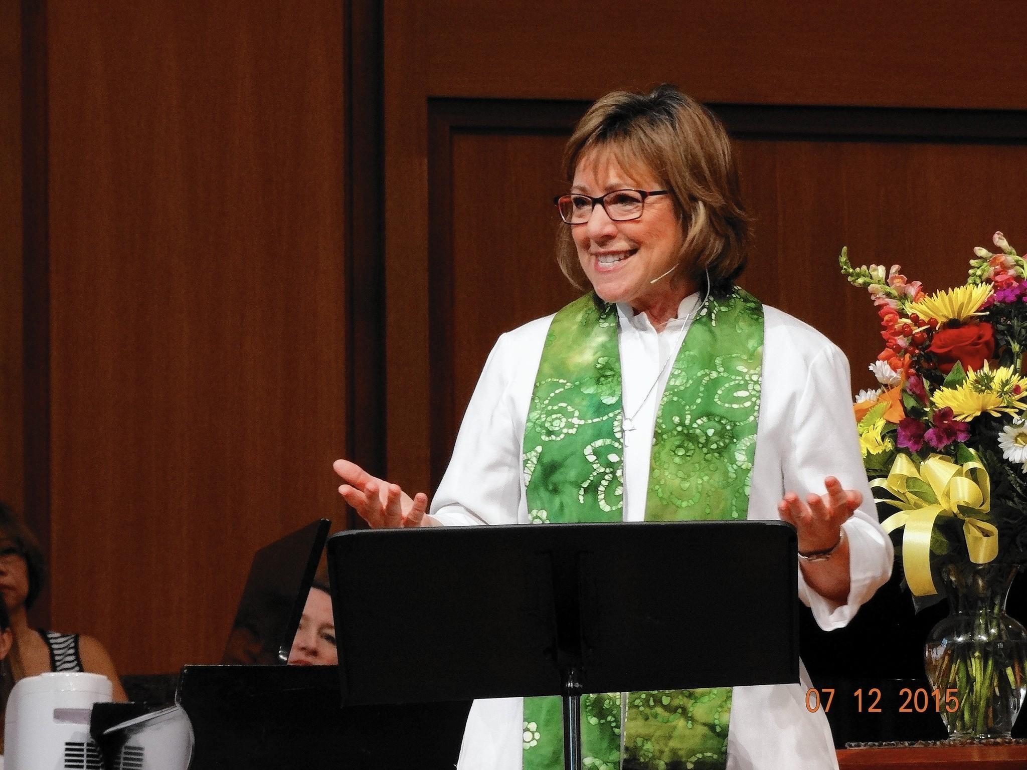 Grace United Methodist Welcomes New Pastor Naperville Sun