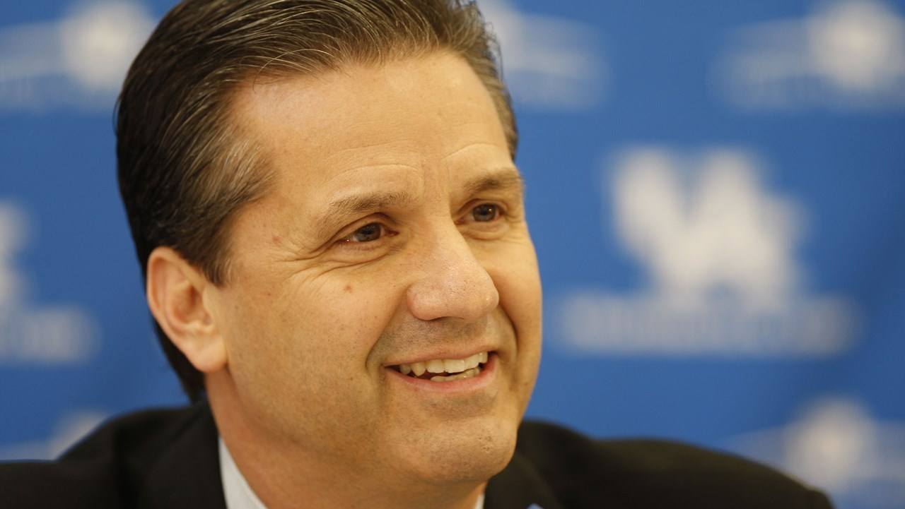 John Calipari: Pat Riley To Present John Calipari For Induction To