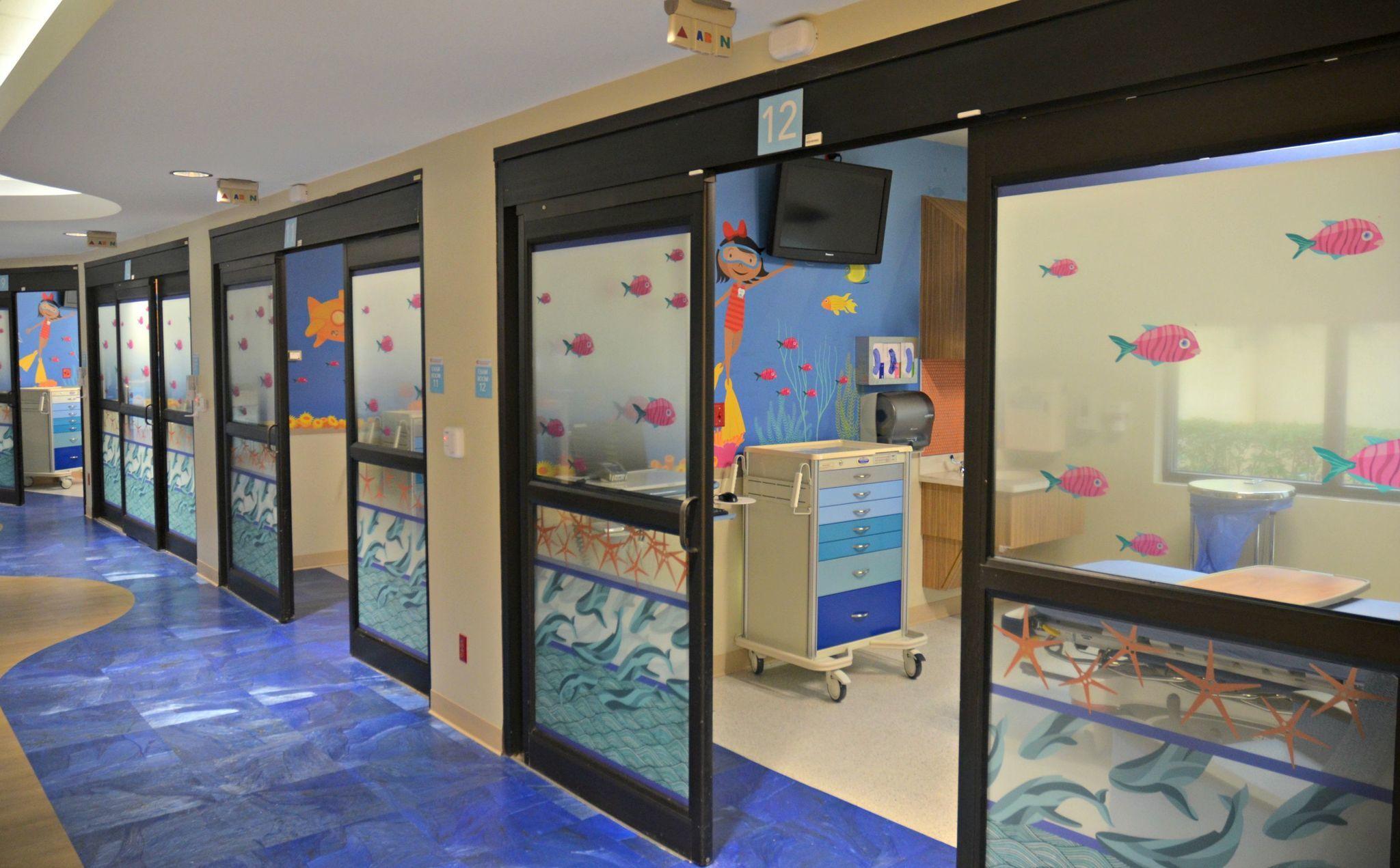 Florida Hospital East Orlando Opens Pediatric ER