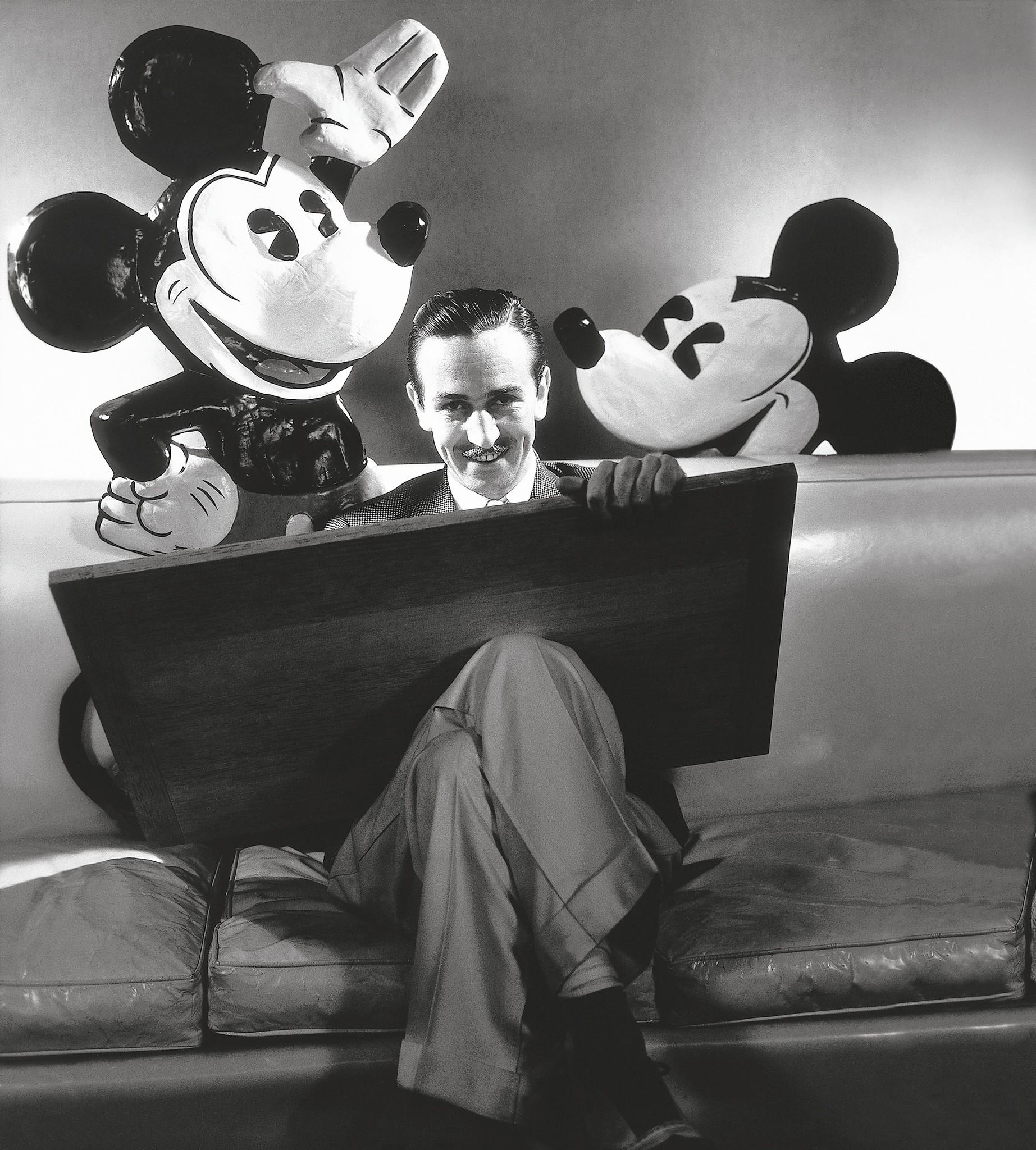 Walt Disney -- hero or villain? A PBS documentary tries ...