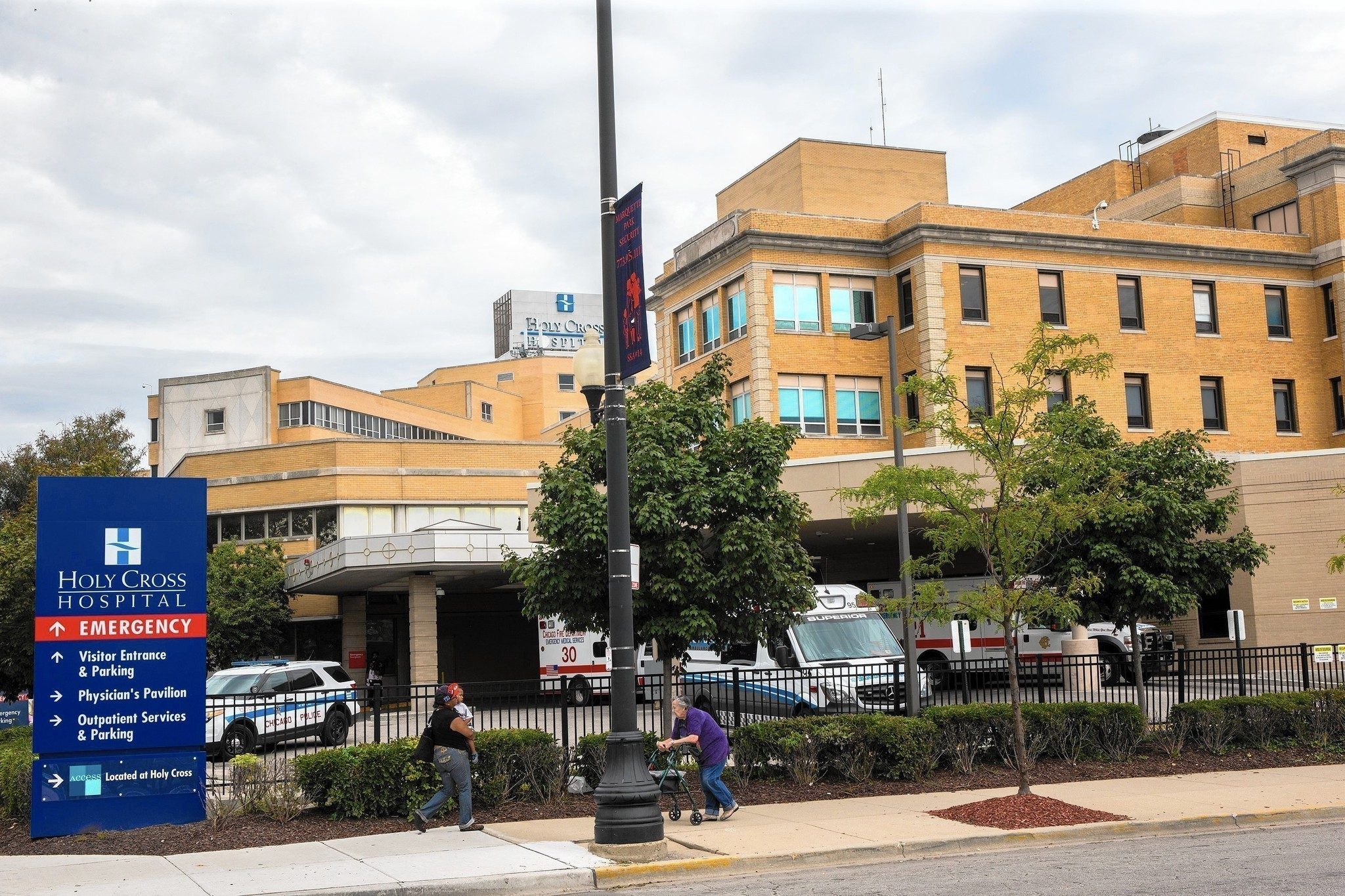 Jew Detector: South Side To Get Adult Trauma Center After Years Of