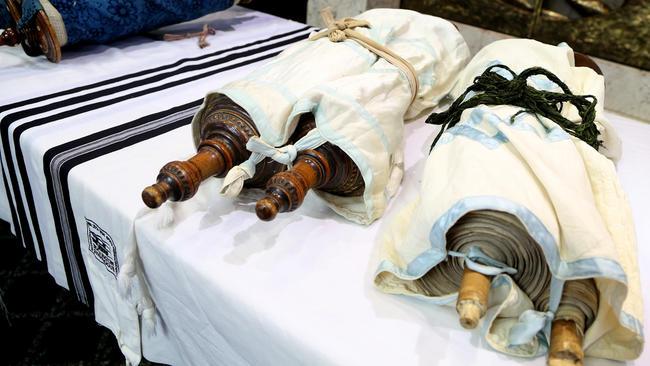 Hungarian Torahs