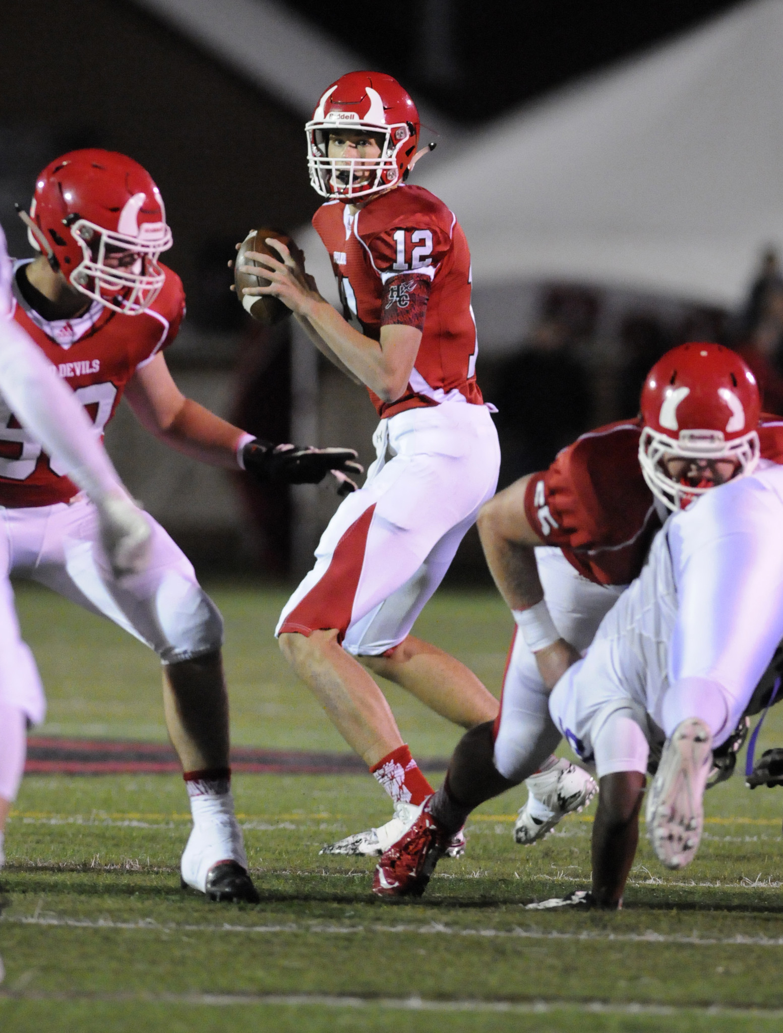 Football Hinsdale Central 43 Downers Grove North 0 Carroll