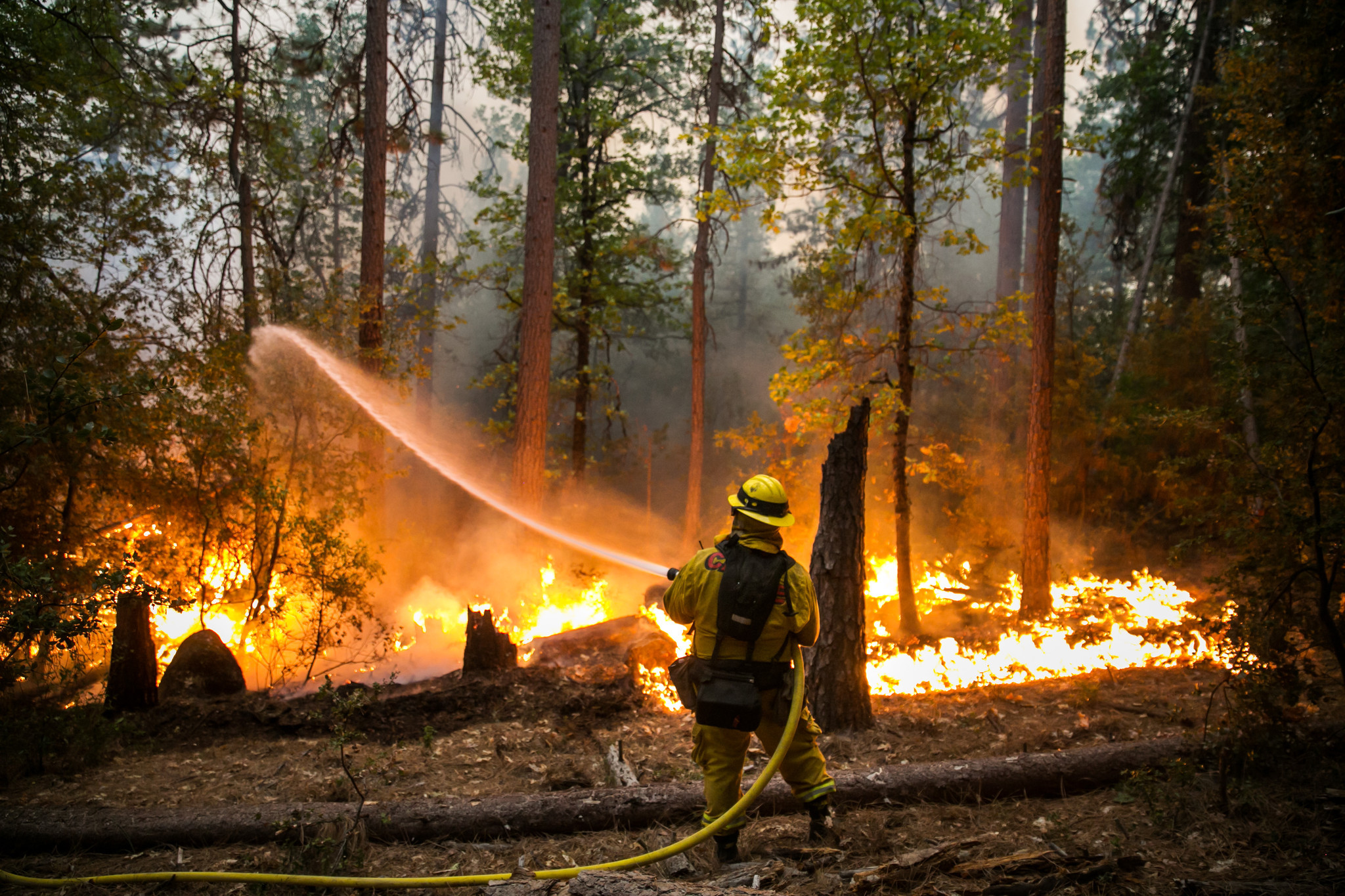 More Evacuations Ordered As Deadly Wildfires Scorch Northern California