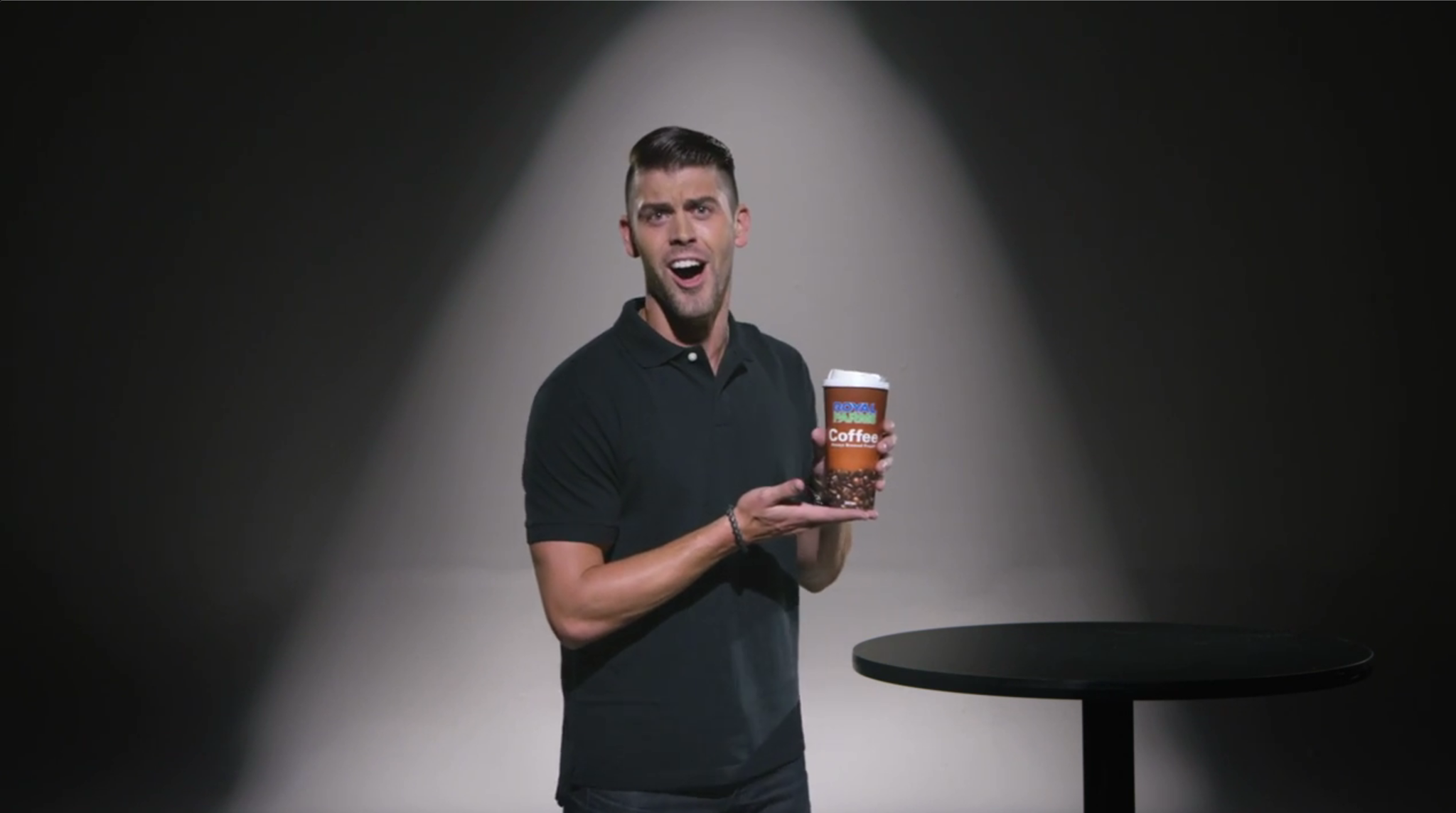 2748f8cfe Ravens kicker Justin Tucker sings opera about Royal Farms coffee -  Baltimore Sun